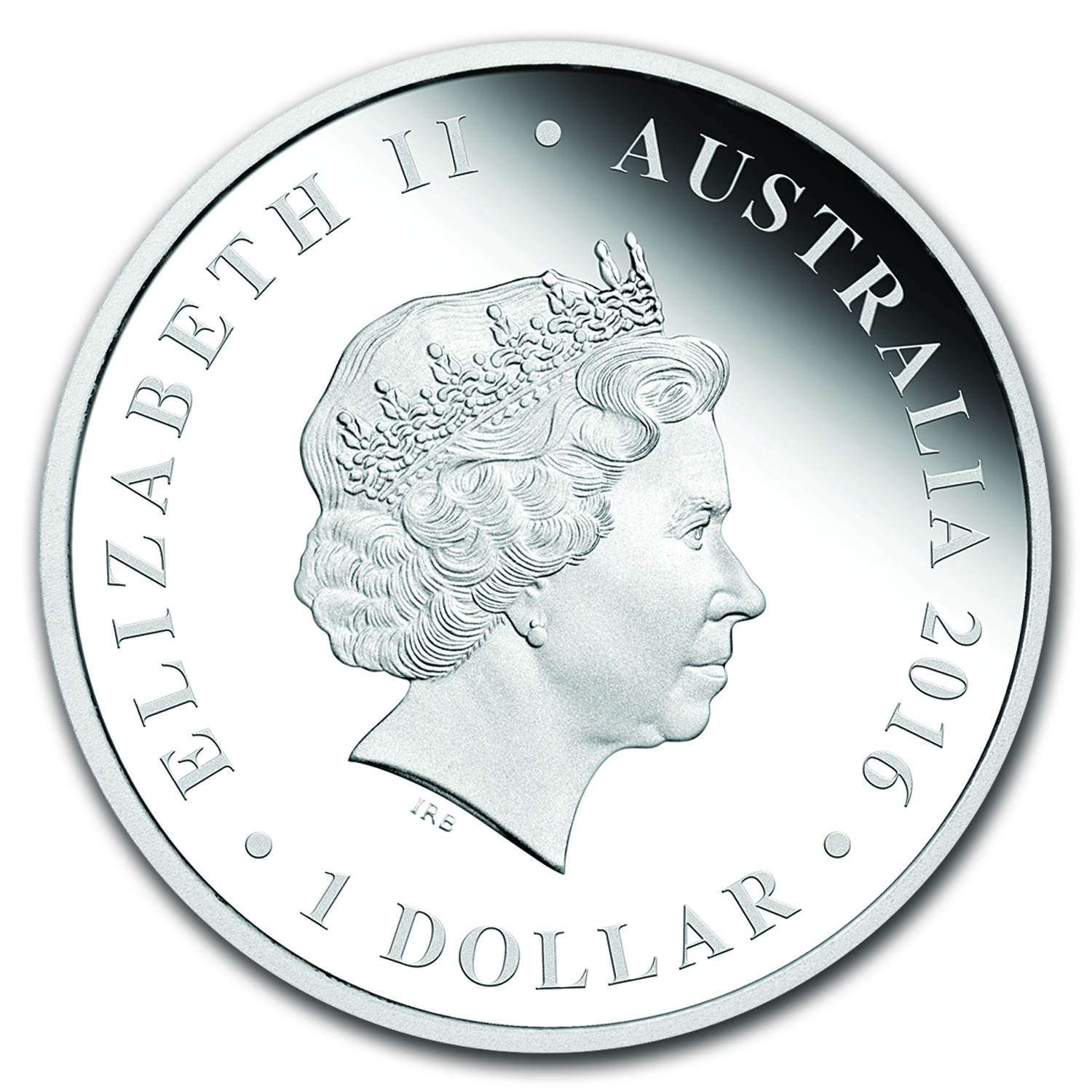 2016 Australia 1 oz Silver Wedding Proof
