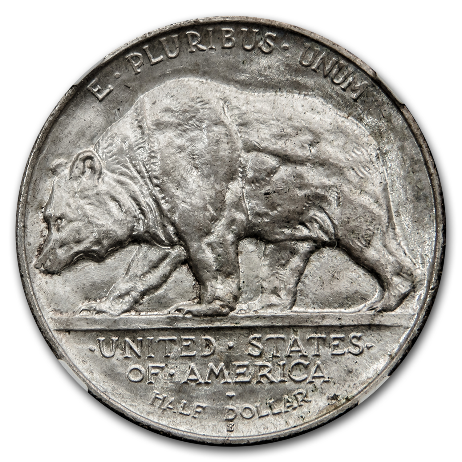 1925-S California Half Dollar MS-67 NGC