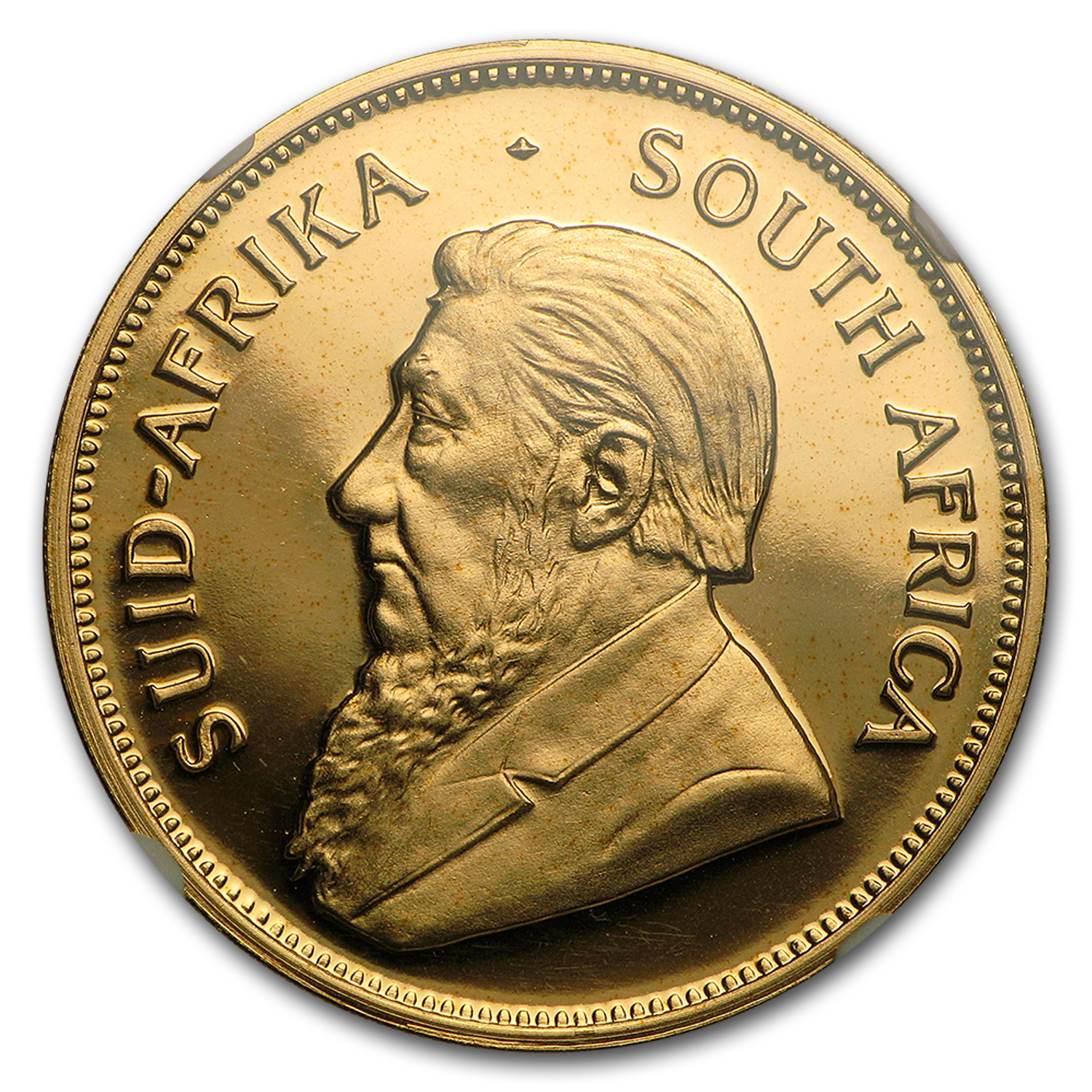 1978 South Africa 1 oz Gold Krugerrand PF-69 NGC