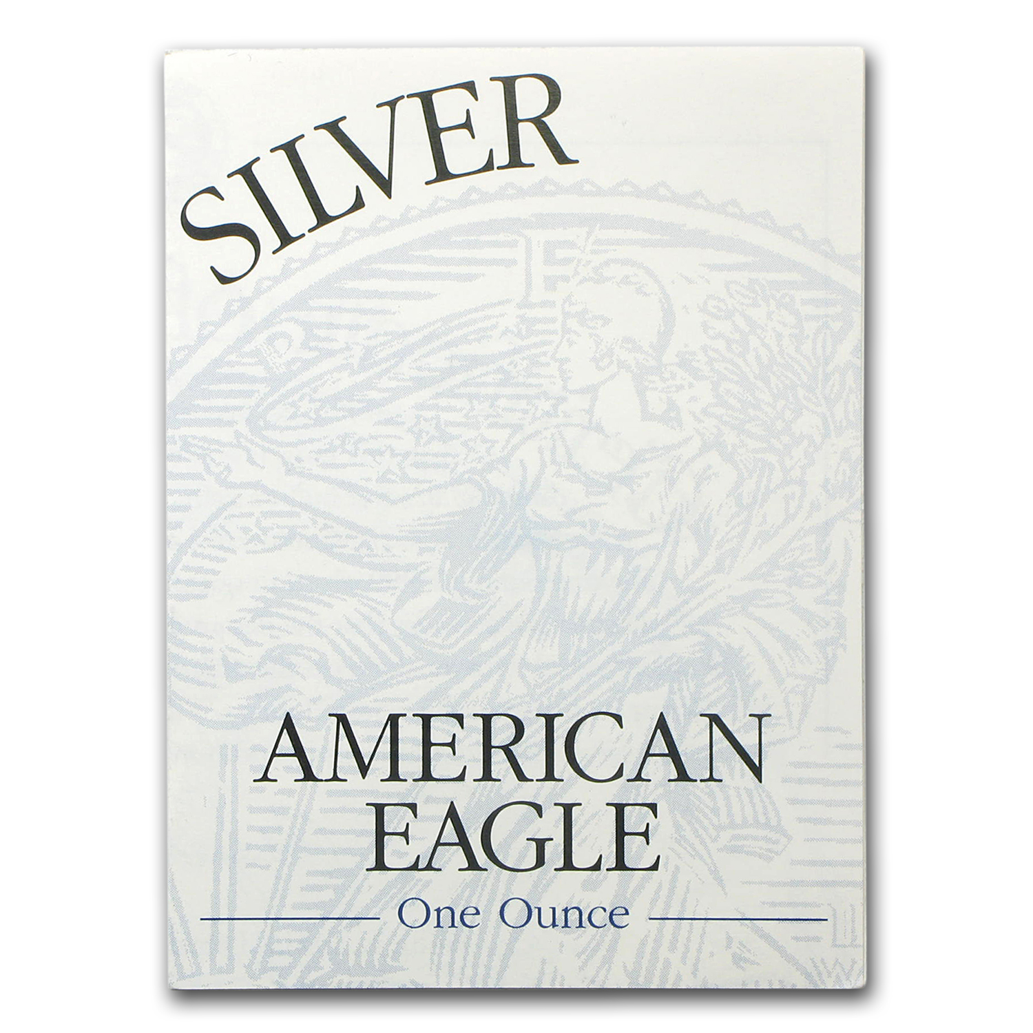 COA - 2000 US Mint 1 oz Silver American Eagle (Proof)