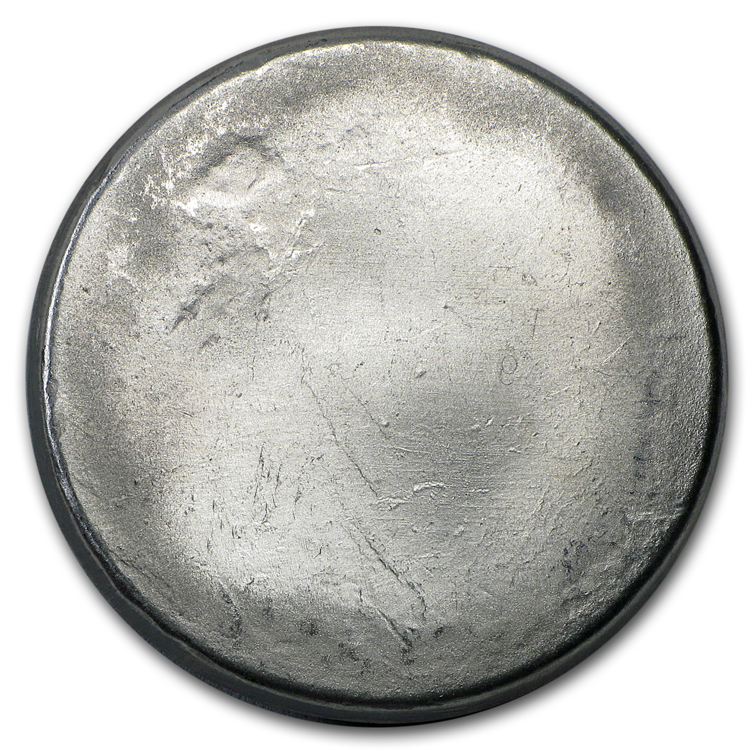 2 oz Silver Round - Bison Bullion
