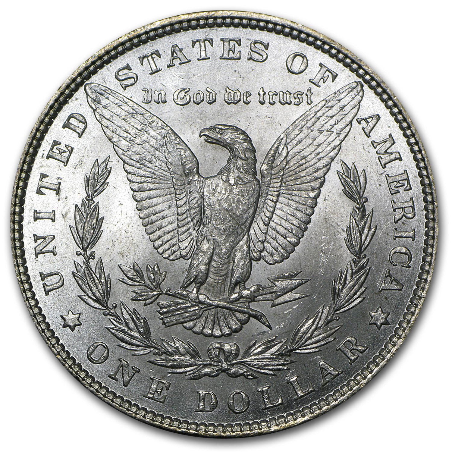1881 Morgan Dollar - Brilliant Uncirculated