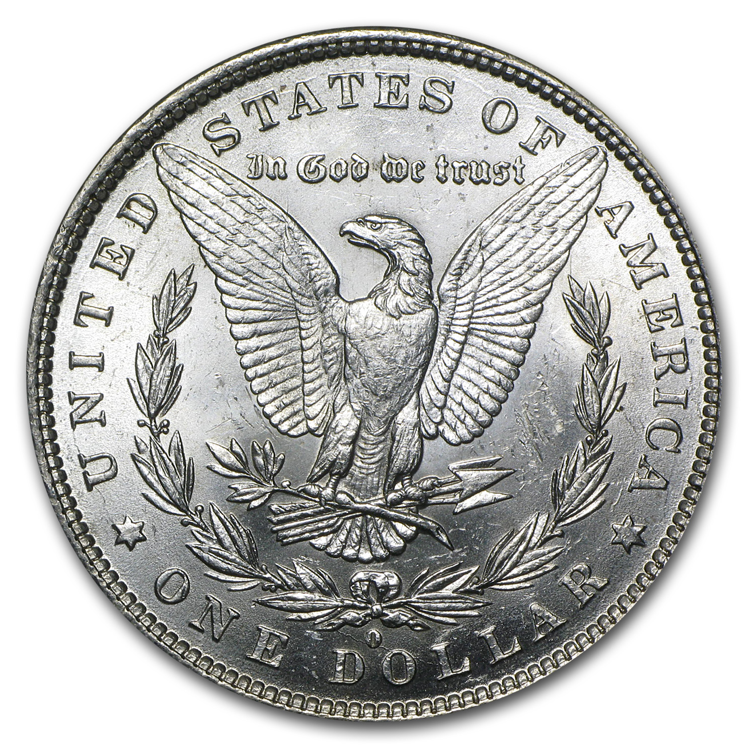 1881-O Morgan Dollar BU
