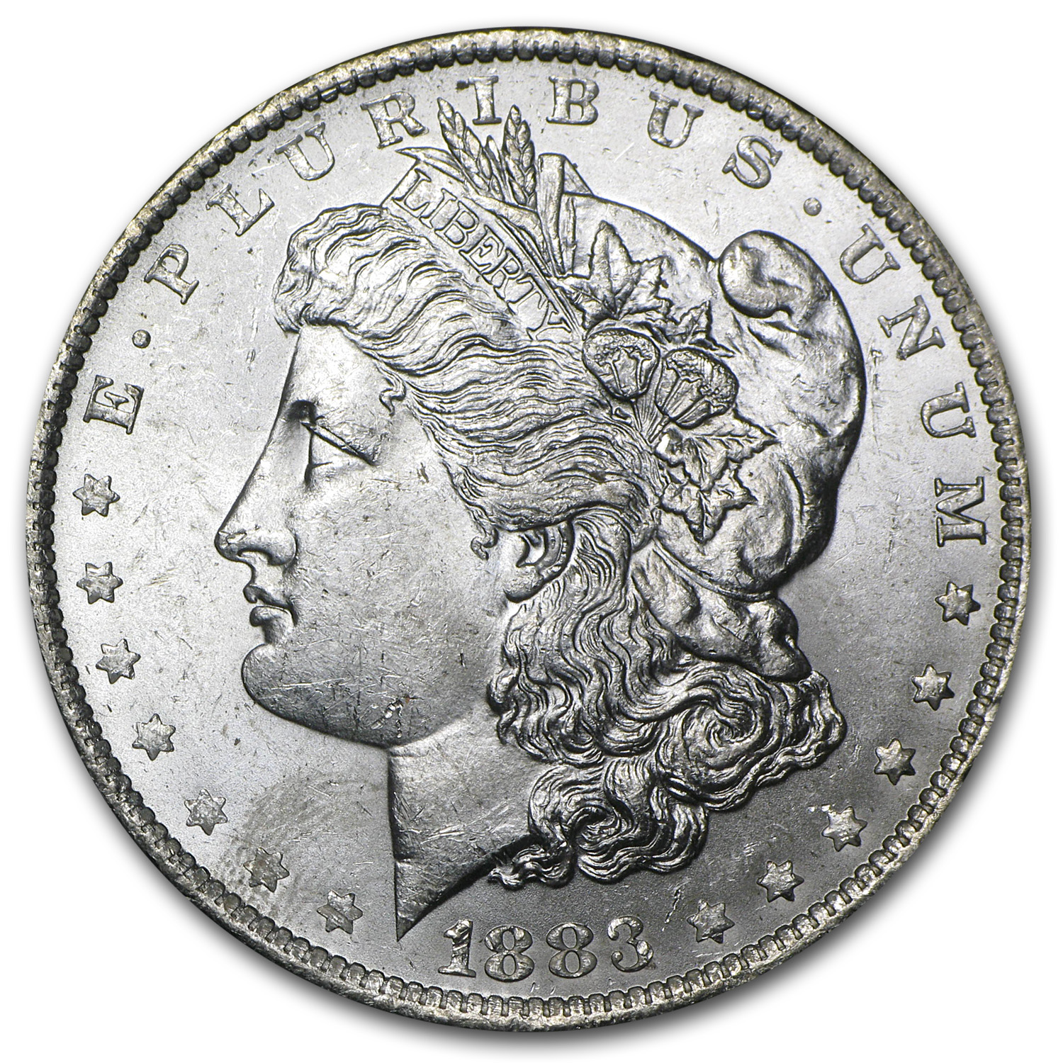 1883-O Morgan Dollar BU