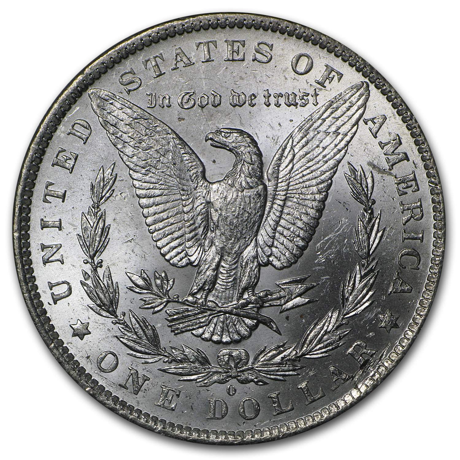 1883-O Morgan Dollar - Brilliant Uncirculated