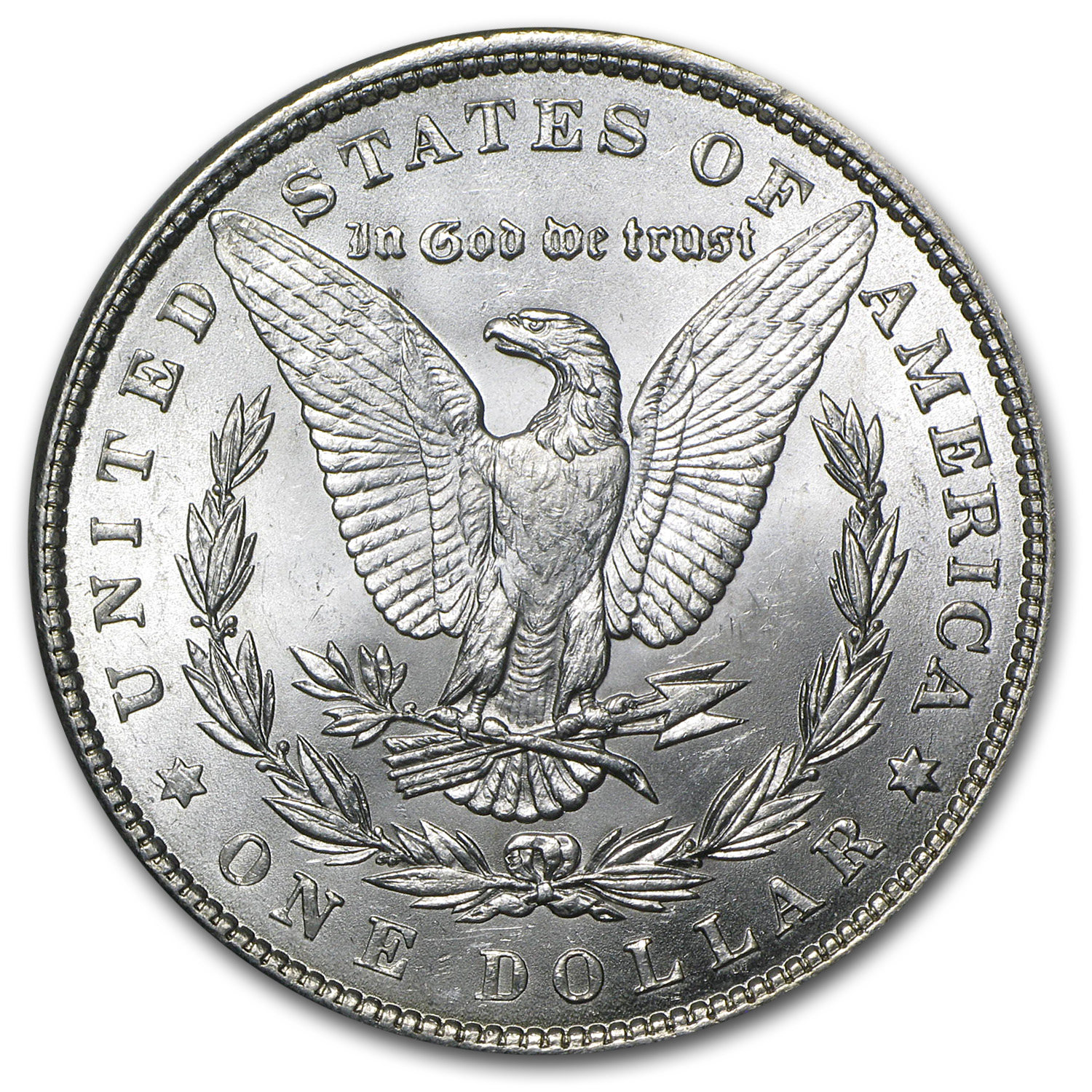 1886 Morgan Dollar - Brilliant Uncirculated