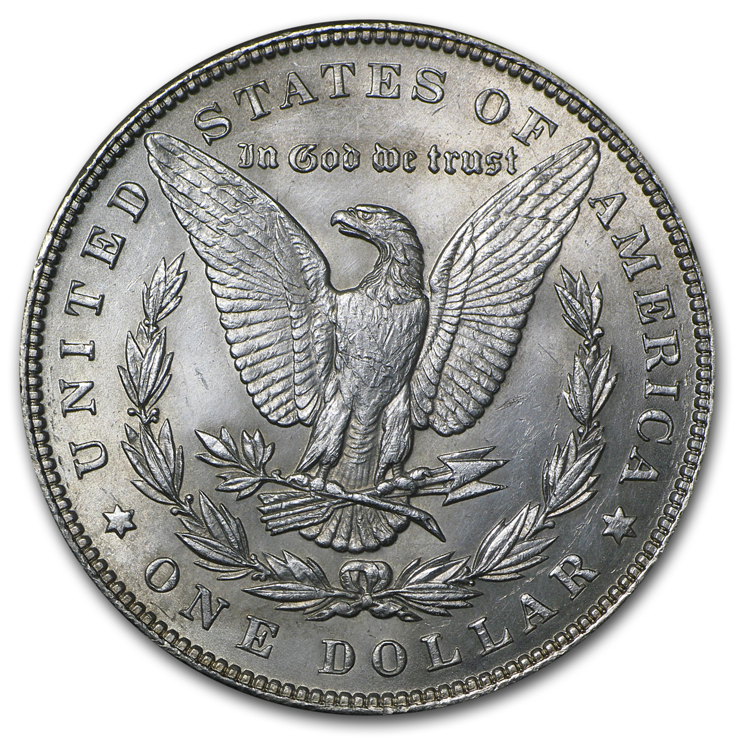 1887 Morgan Dollar BU
