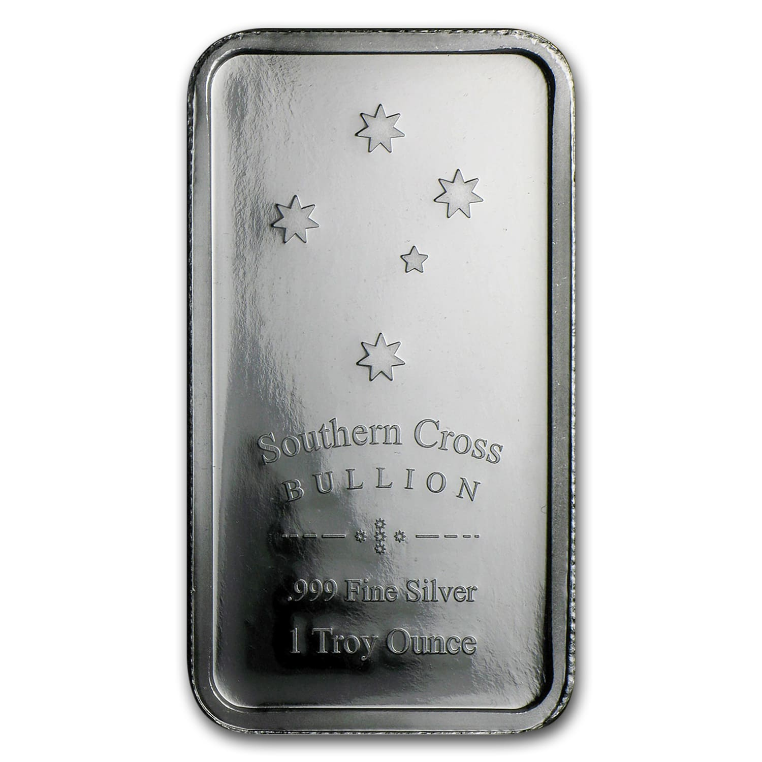 1 oz Silver Bar - Southern Cross Bullion (Eureka)