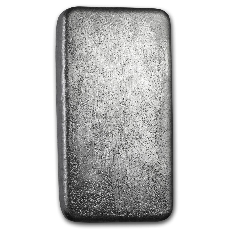 10 Oz Silver Bar Southern Cross Bullion Cast 10 Oz