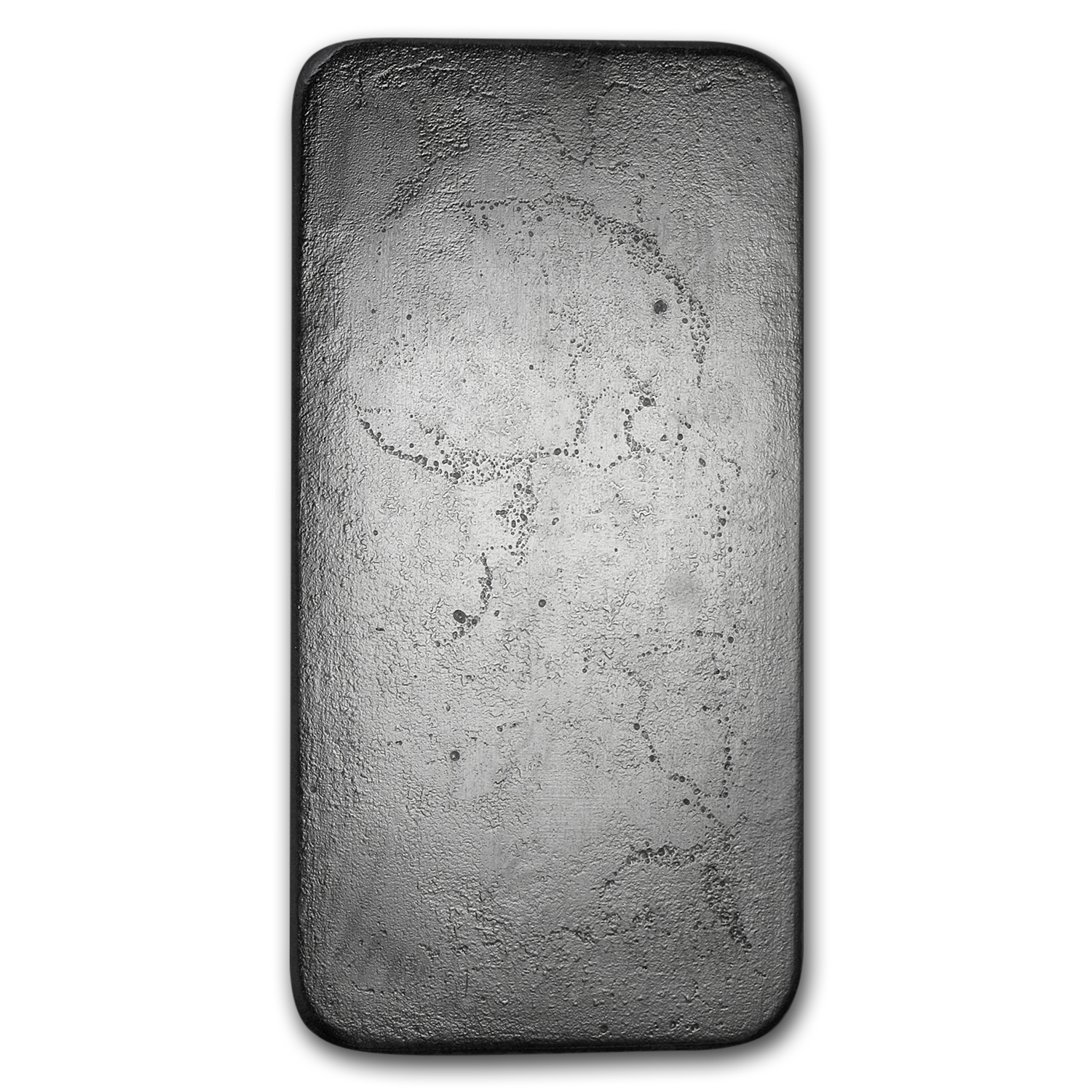 1 Kilo Silver Bar Southern Cross Bullion Cast Kilo