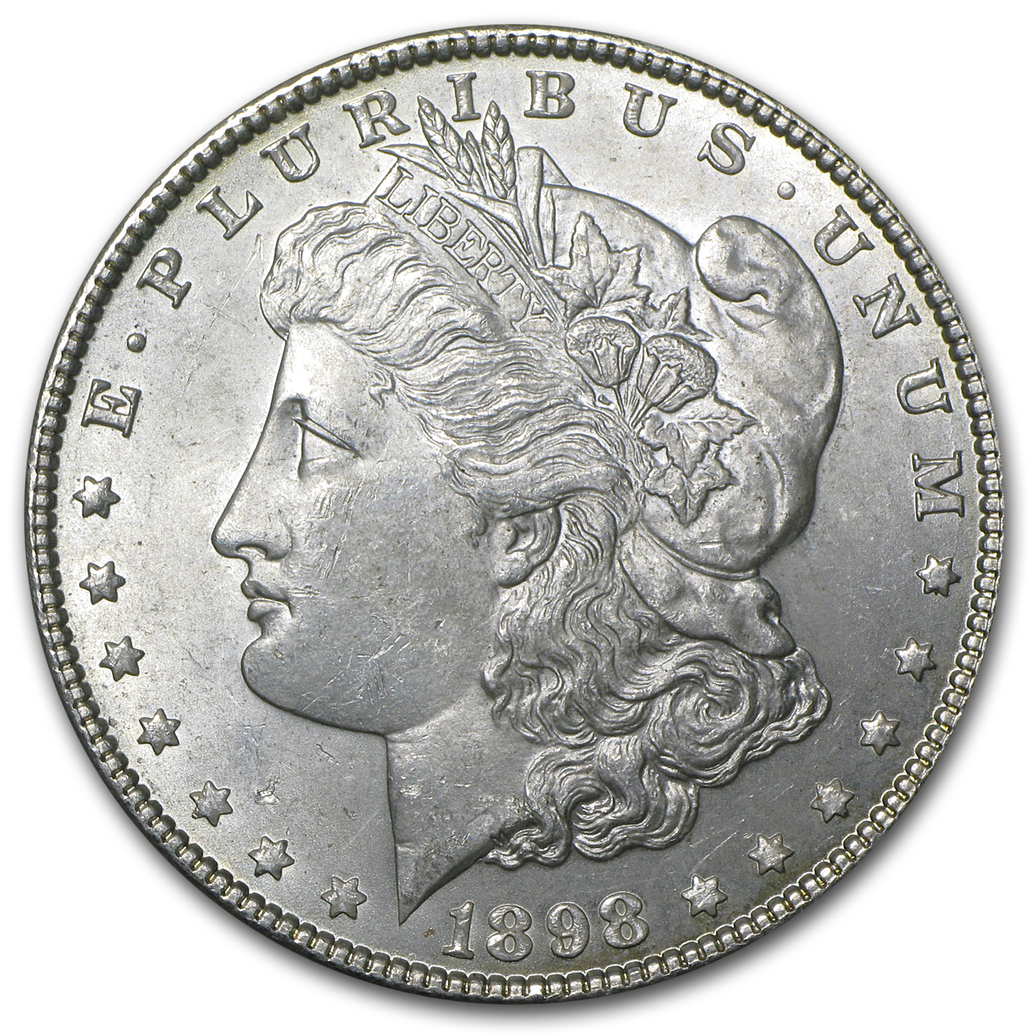 1898 Morgan Dollar BU