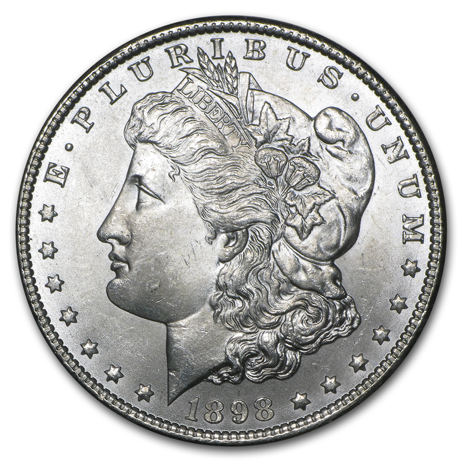 1898-O Morgan Dollar BU