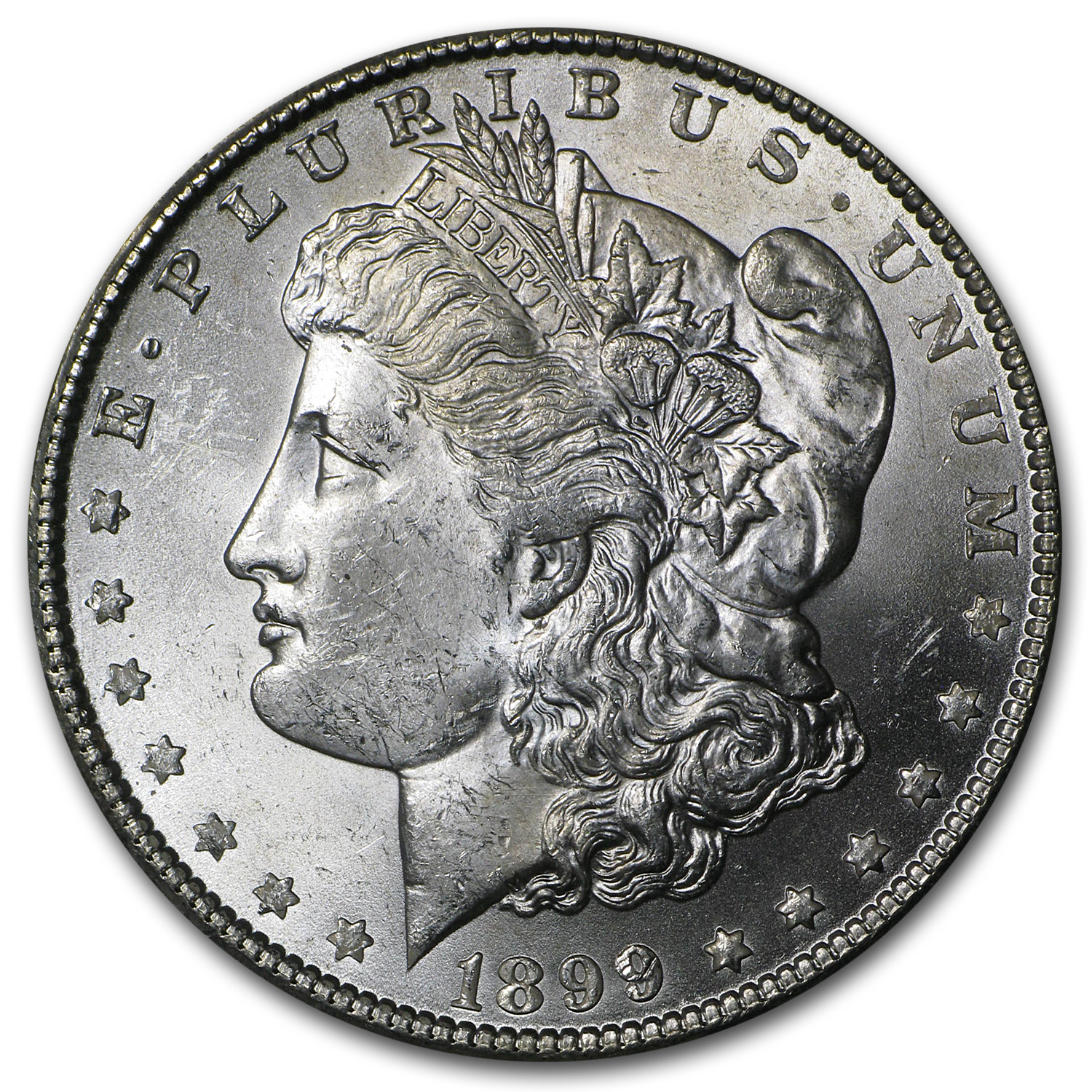 1899-O Morgan Dollar - Brilliant Uncirculated