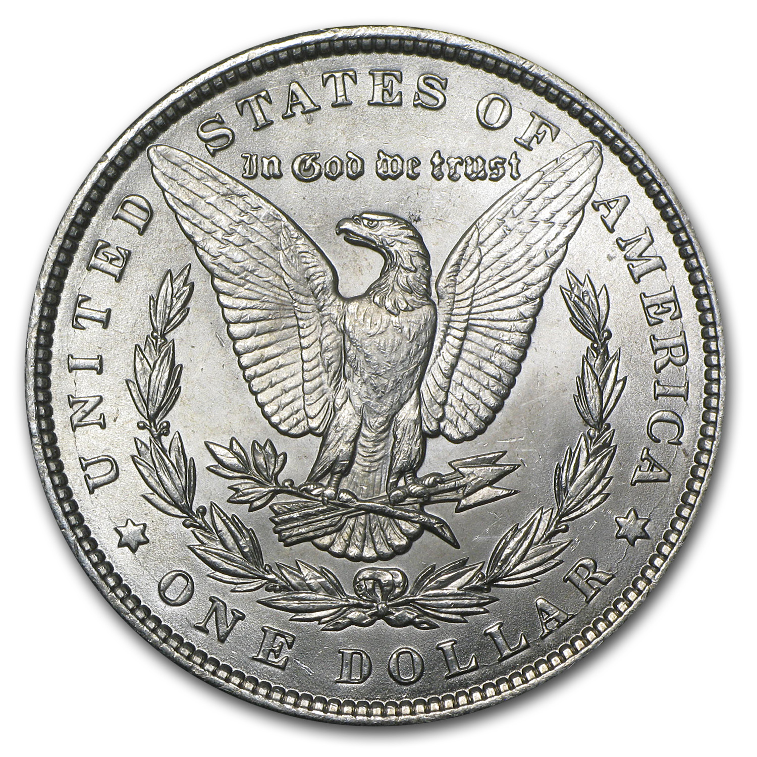 1900 Morgan Dollar BU