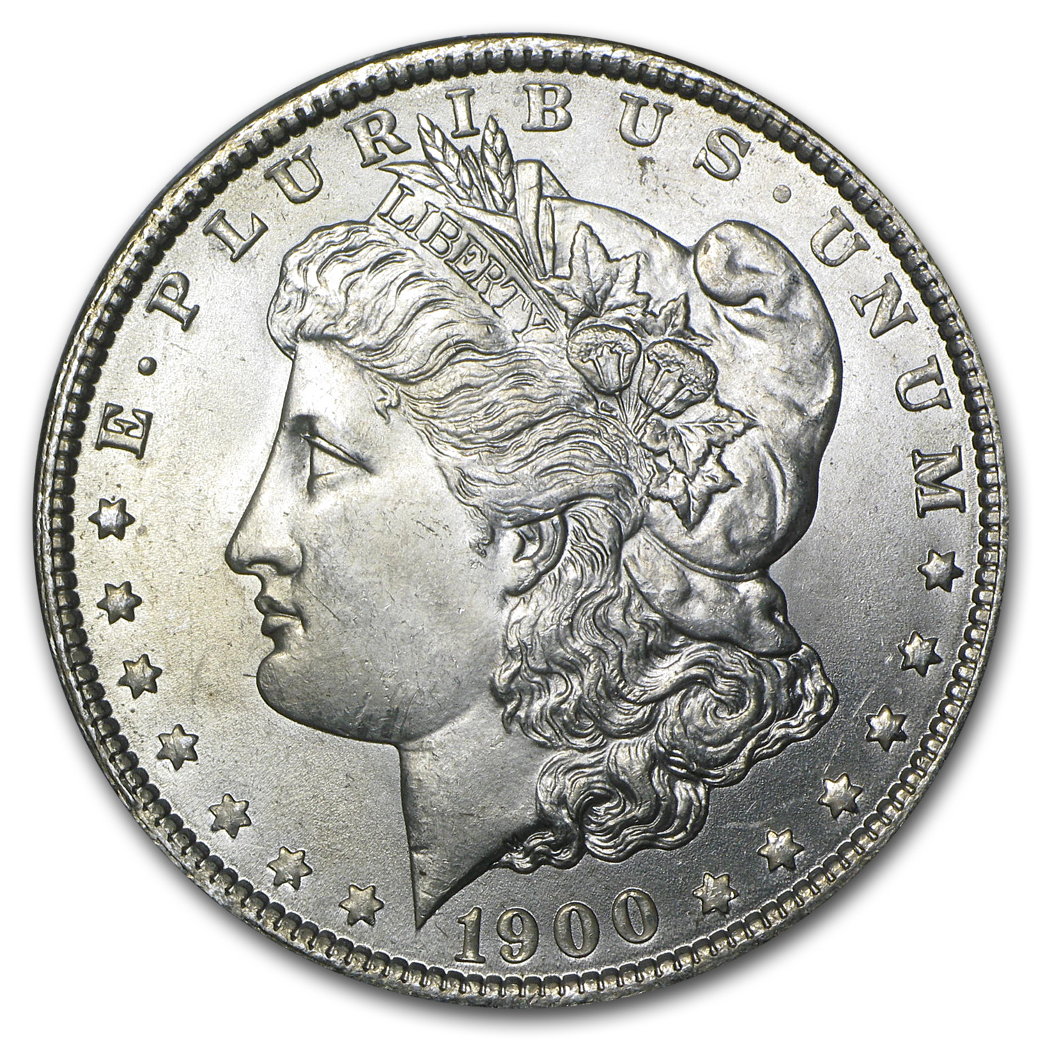 1900-O Morgan Dollar BU