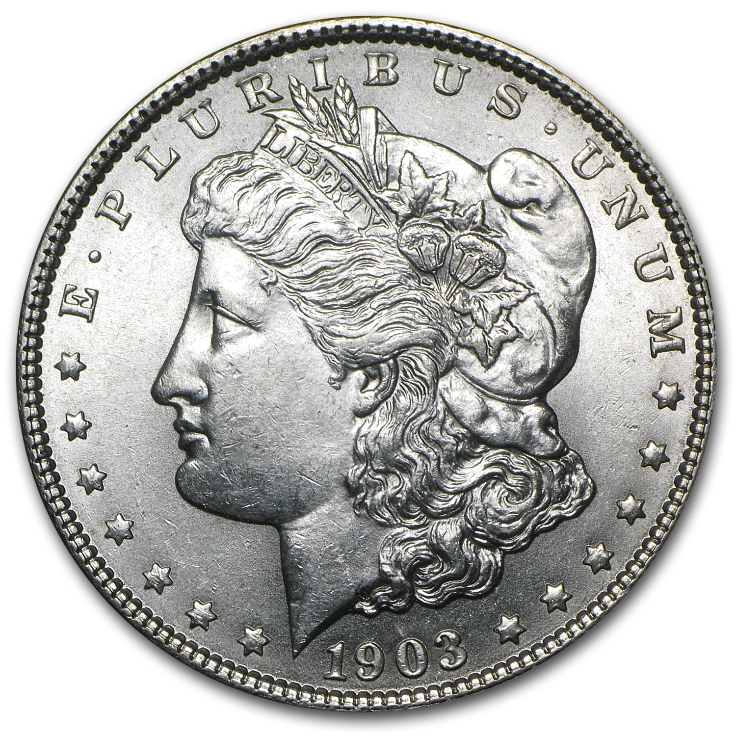 1903 Morgan Dollar - Brilliant Uncirculated