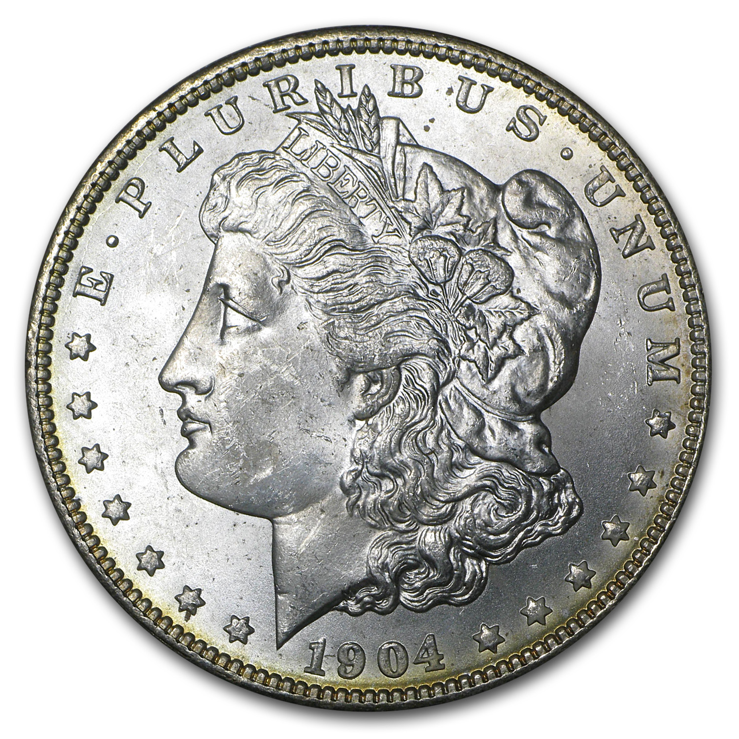 1904-O Morgan Dollar - Brilliant Uncirculated