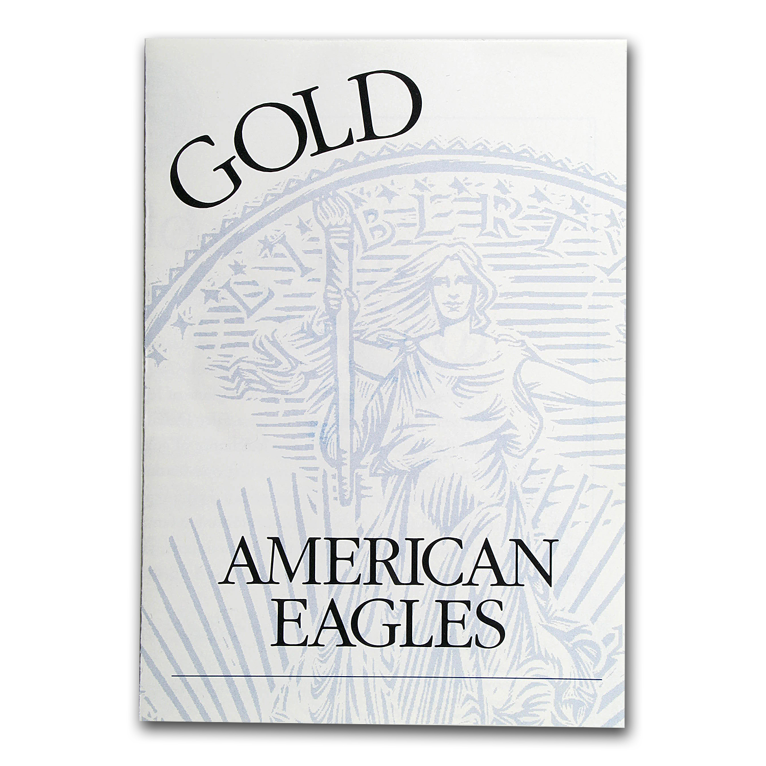 OGP Box & COA - 1996 4-Coin Proof Gold American Eagle Set