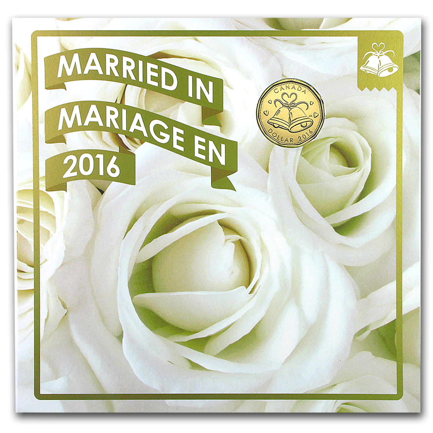 2016 Canada Gift Set Wedding (BU)