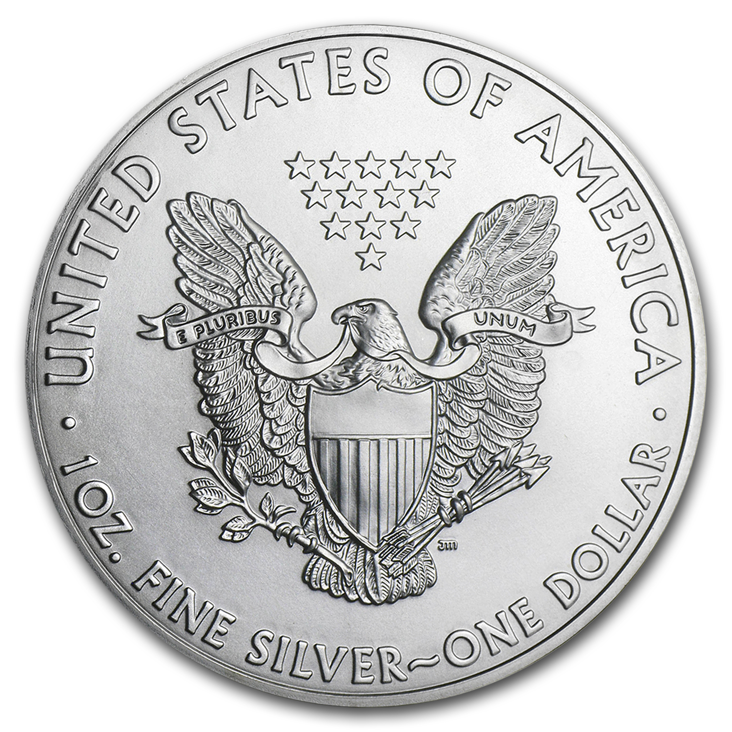2011 1 oz Silver Eagle SF Mint (20-Coin MintDirect® Tube)