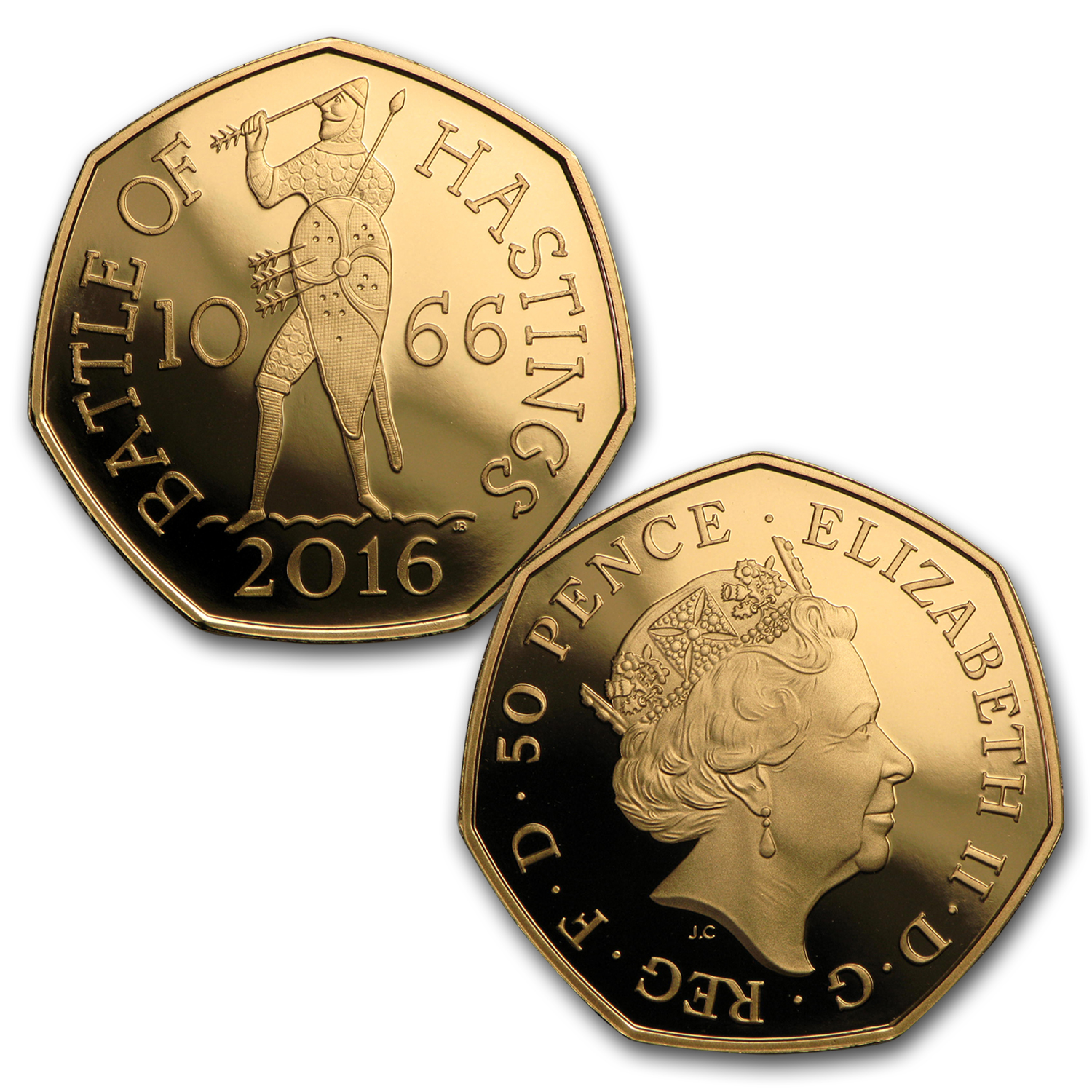 2016 Great Britian 8-Coin Gold Annual Set