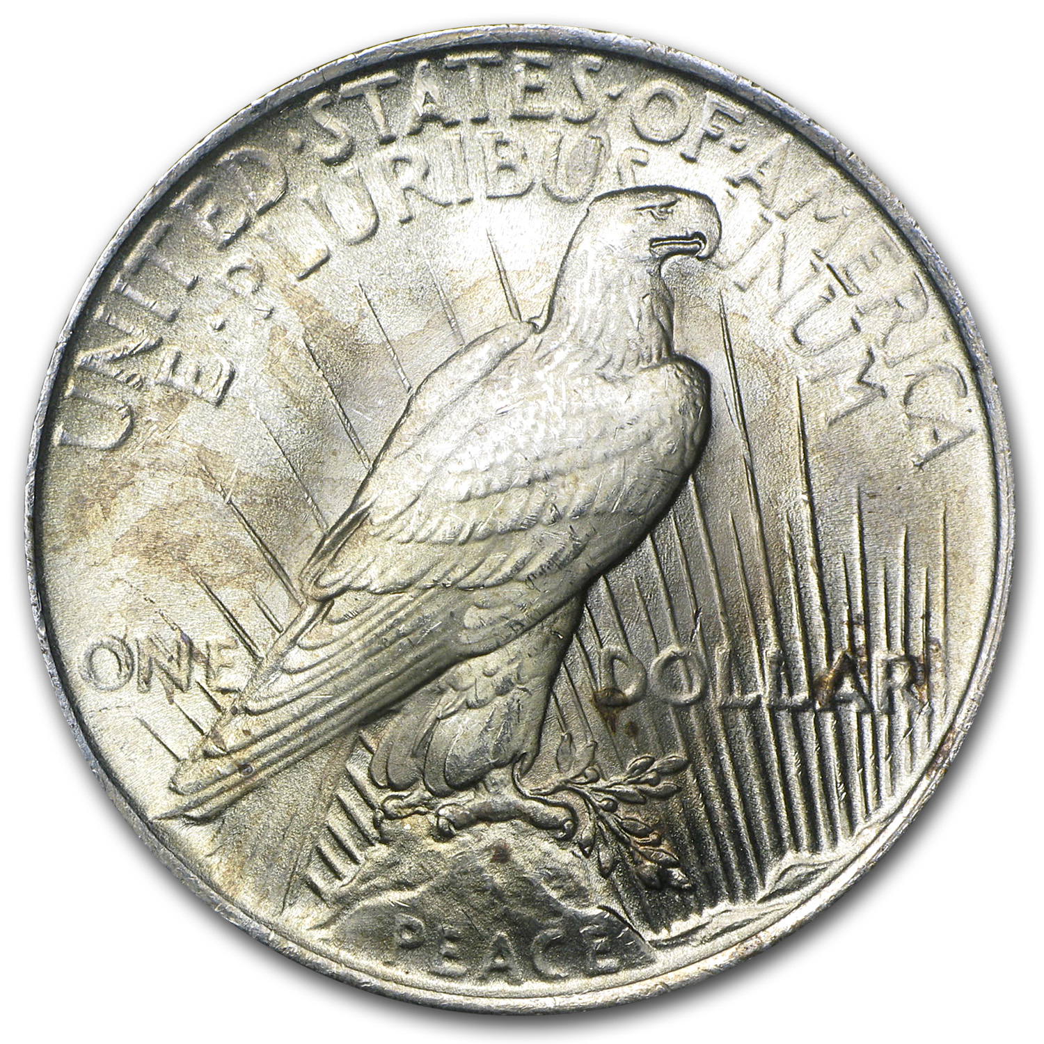 1922 Peace Dollar - Brilliant Uncirculated