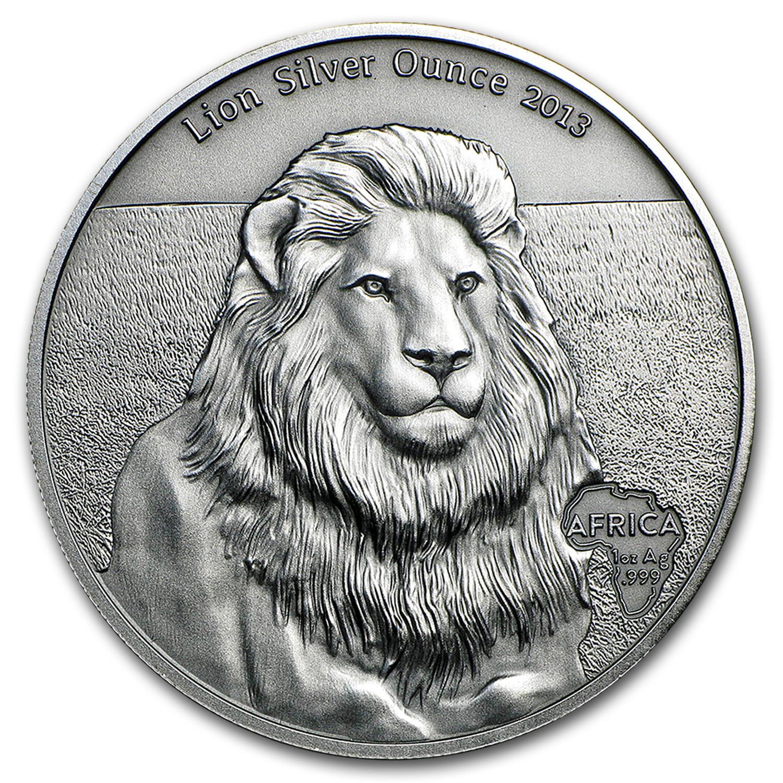 1 Oz Silver Coin 2000