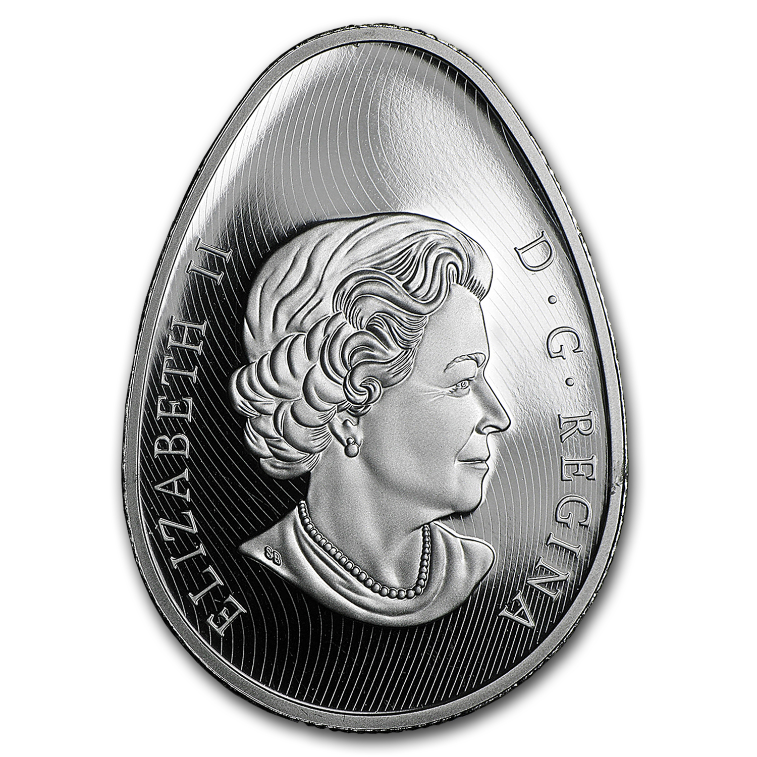 2016 Canada 1 oz Silver $20 Traditional Ukrainian Pysanka
