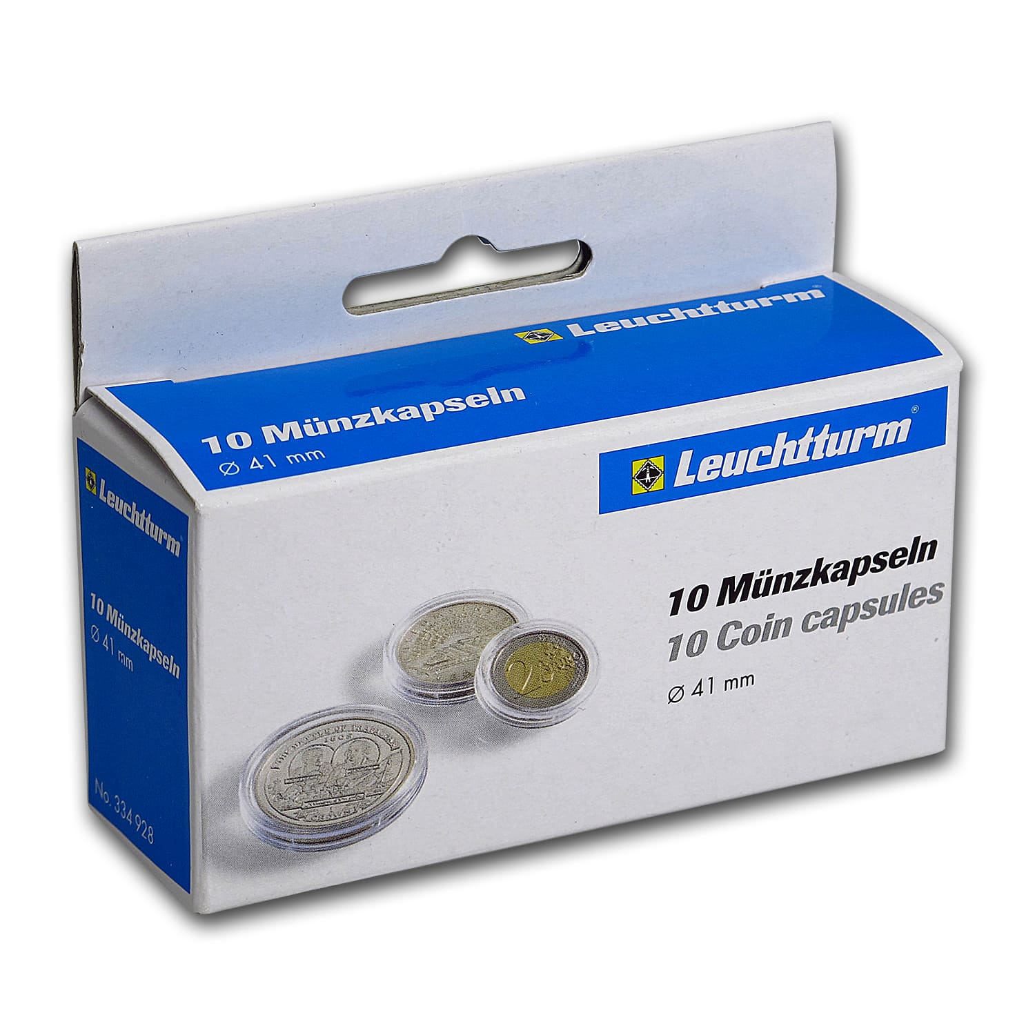 Lighthouse Capsules - 41 mm (10 count Packs)
