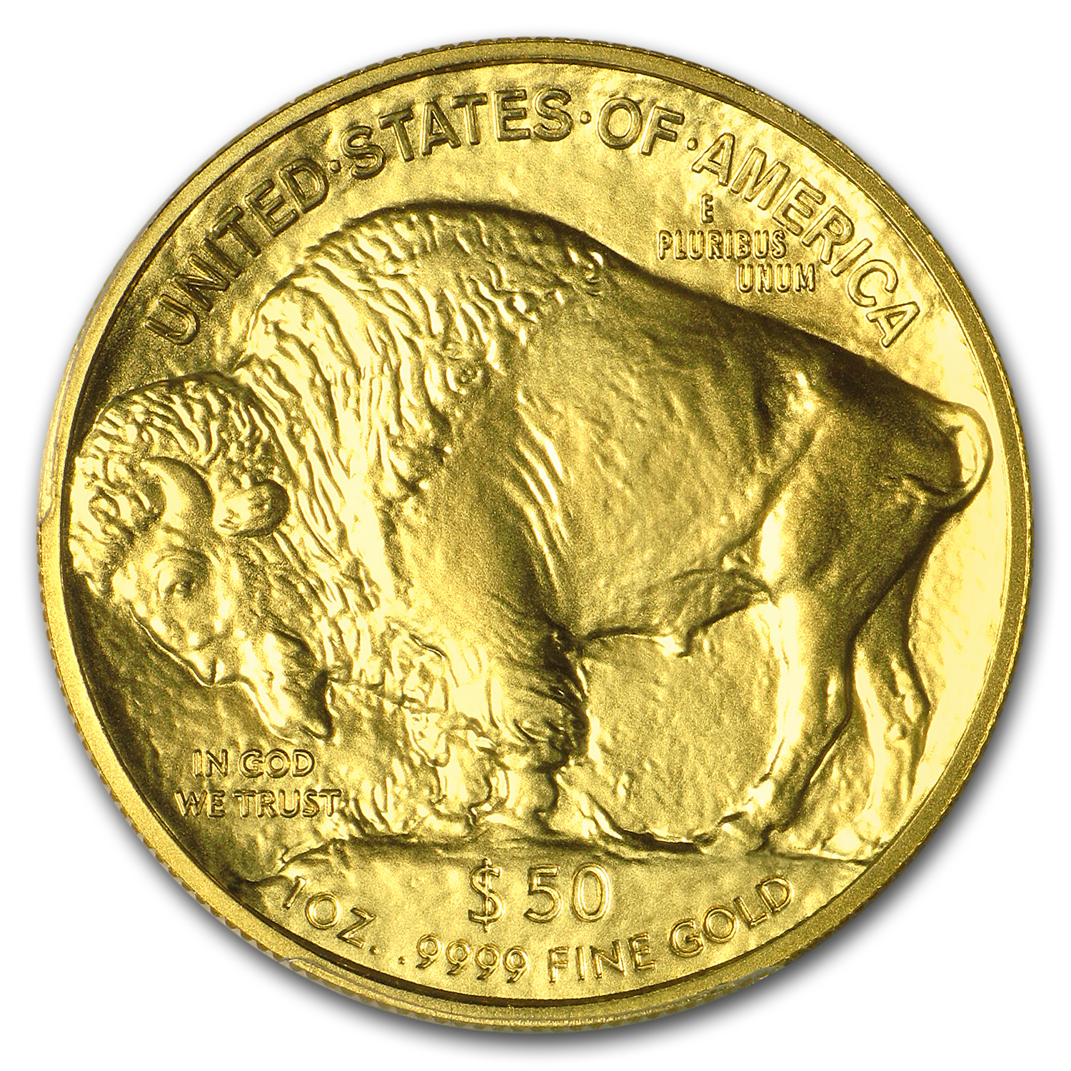 2015 1 oz Gold Buffalo MS-70 PCGS
