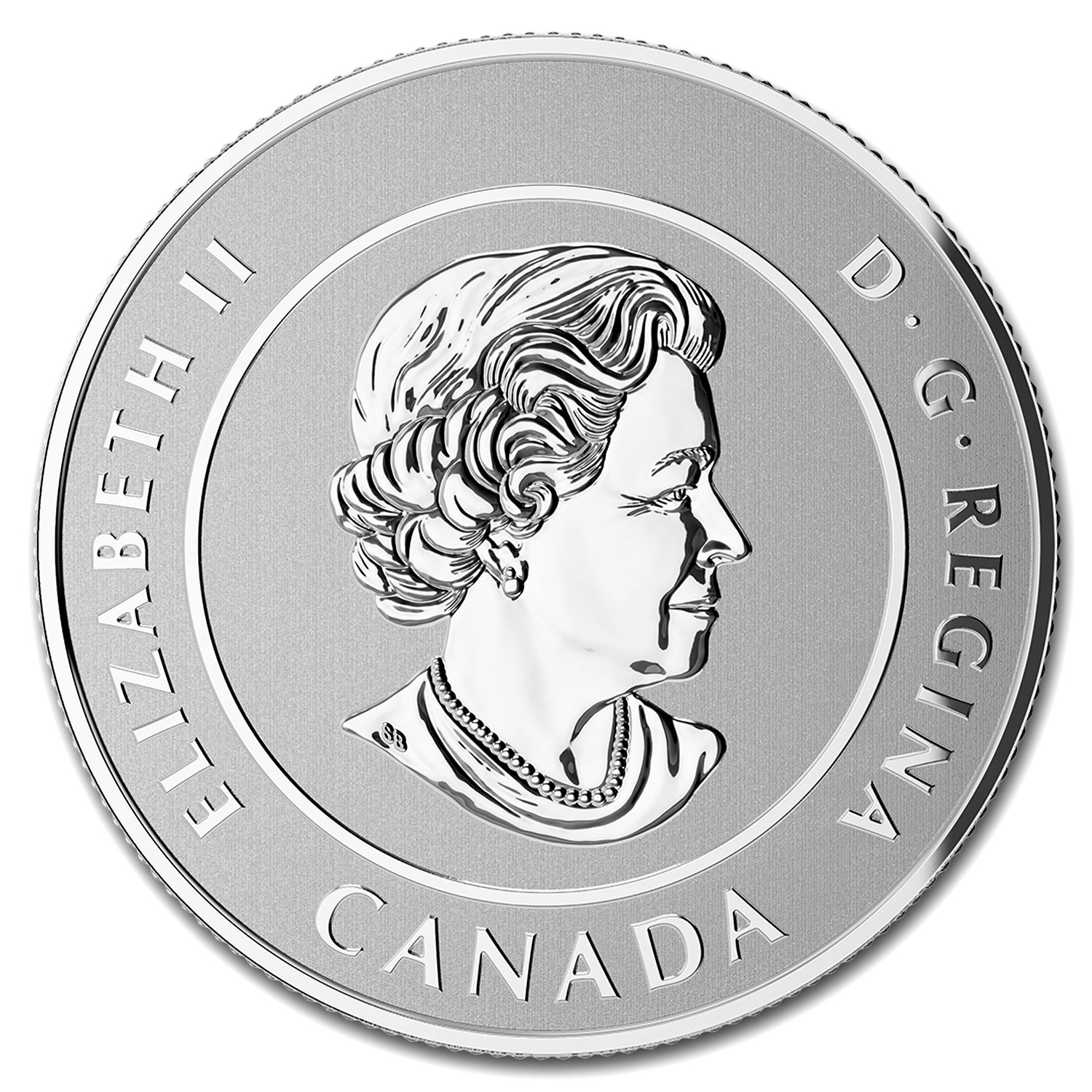 2016 Canada 1/4 oz Silver $20 Batman v Superman: Dawn of Justice