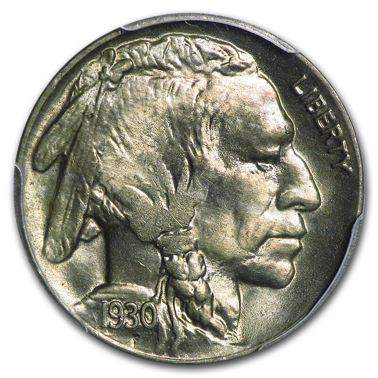 1930 Buffalo Nickel MS-65 PCGS