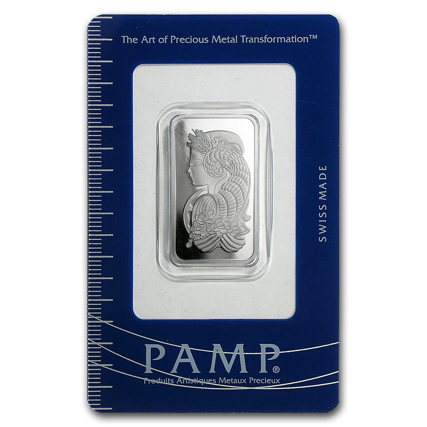 10 gram Palladium Bar - PAMP Suisse (In Assay)