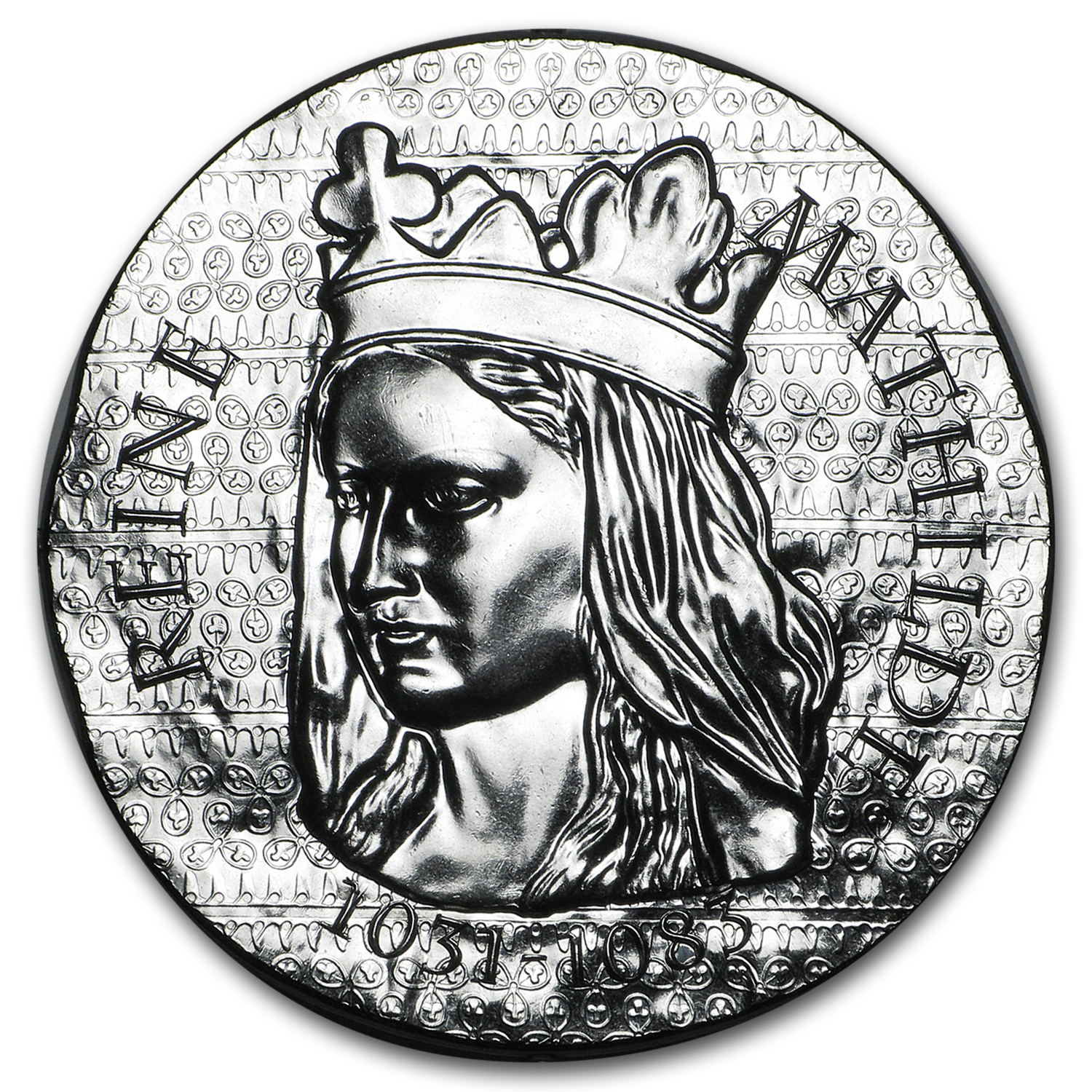 2016 Proof Silver €10 Women of France (Queen Matilda)