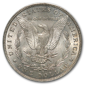 1901-O Brilliant Uncirculated PCGS Stage Coach Silver Dollars