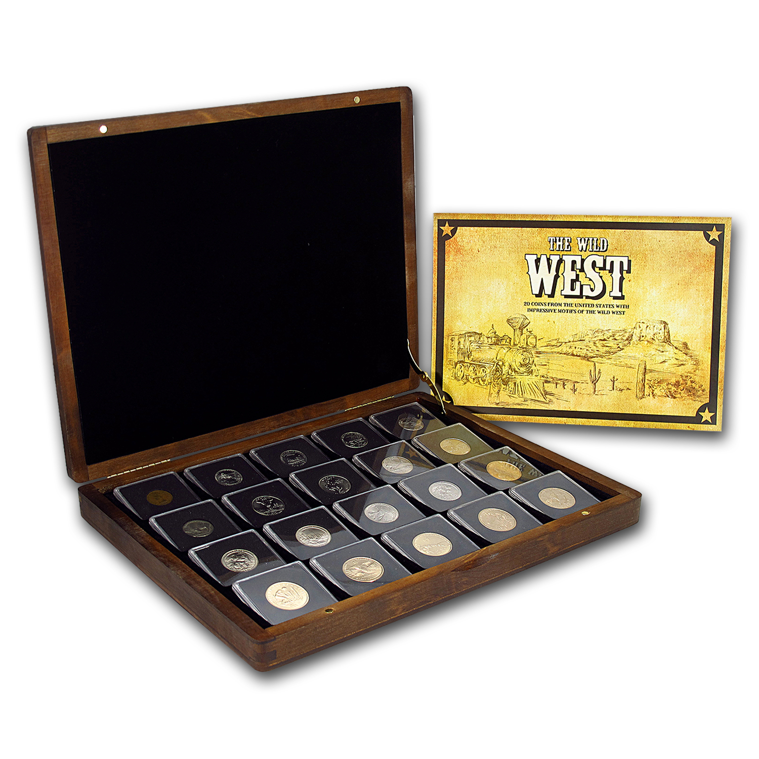 USA Wild West Collection (20 coins)