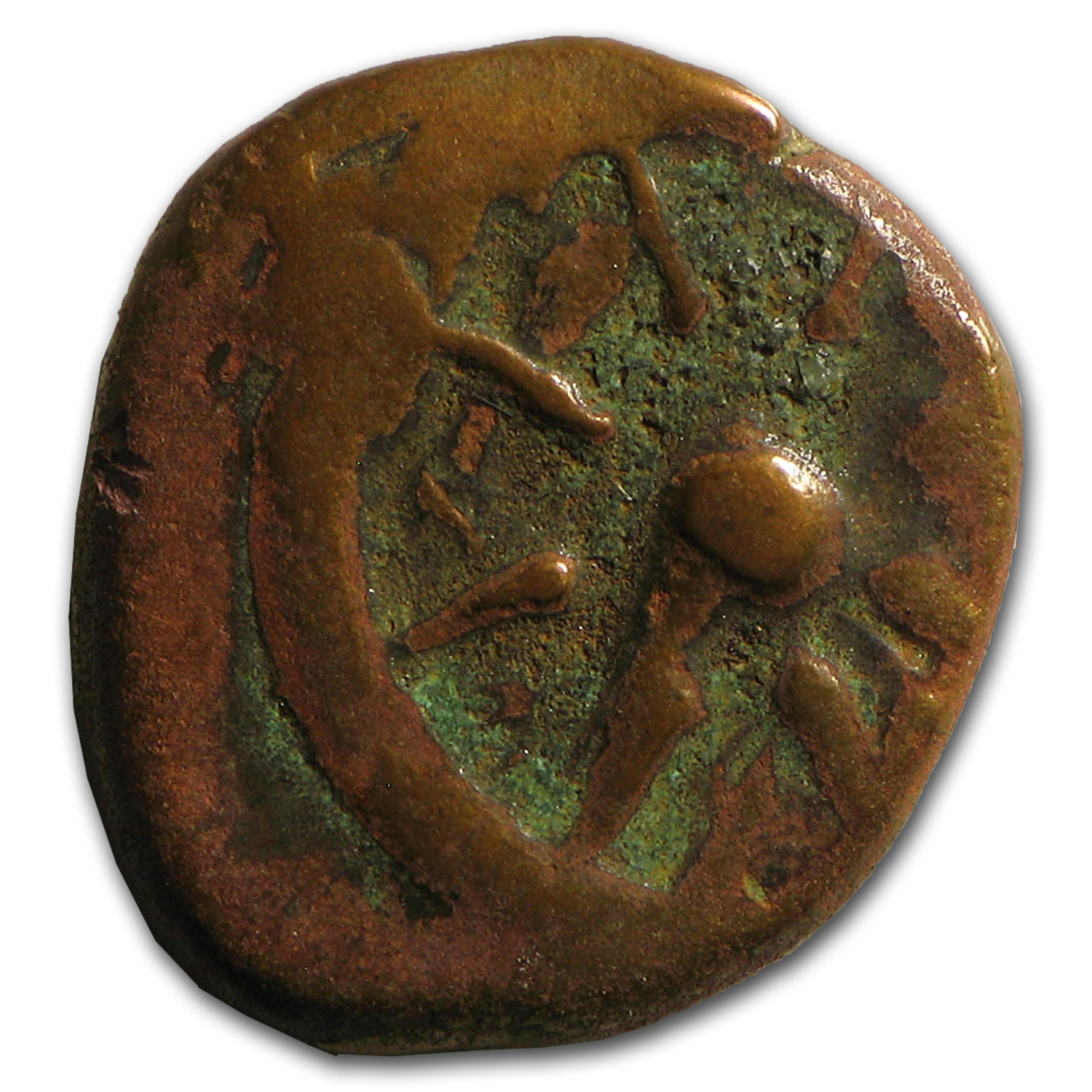 Widow's Mite In Deluxe Wooden Box (103-76 BC)