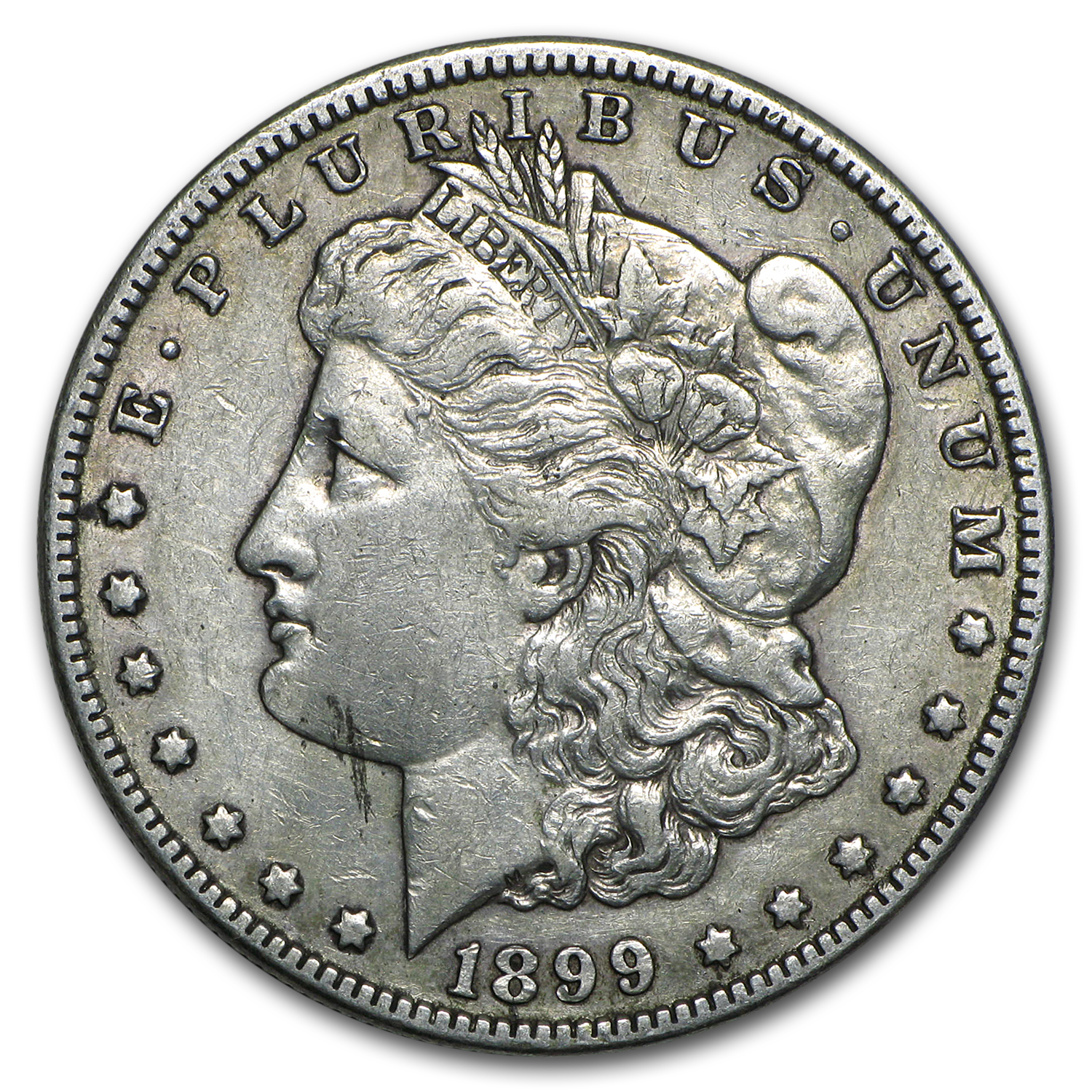"1899-O Morgan Dollar Micro ""O"" XF Details Cleaned, (VAM Top-100)"