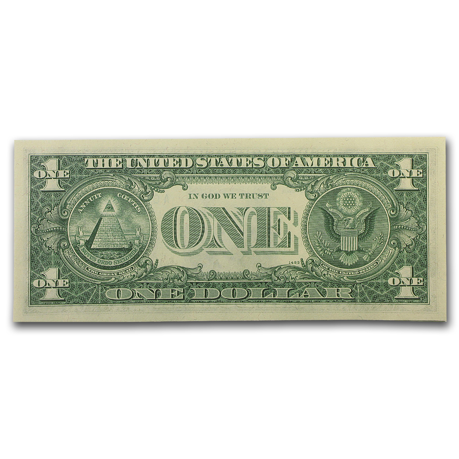 1969-B* (A-Boston) $1.00 FRN CU (Star Note, Consecutive 100-Pack)