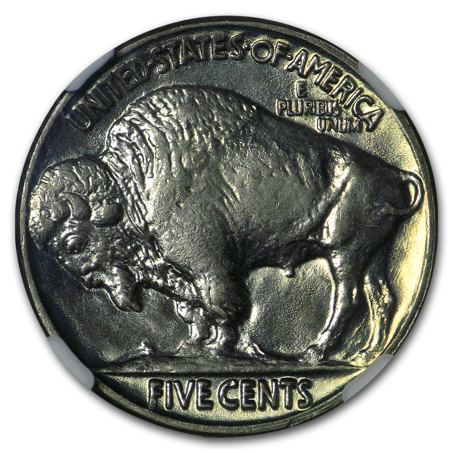 1934 Buffalo Nickel MS-65 NGC