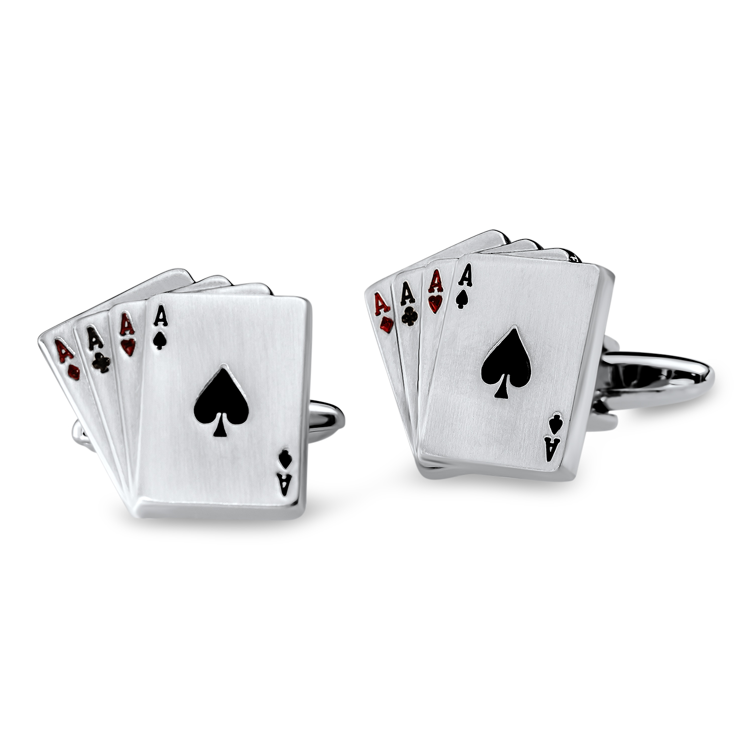 Four Aces Cuff Links