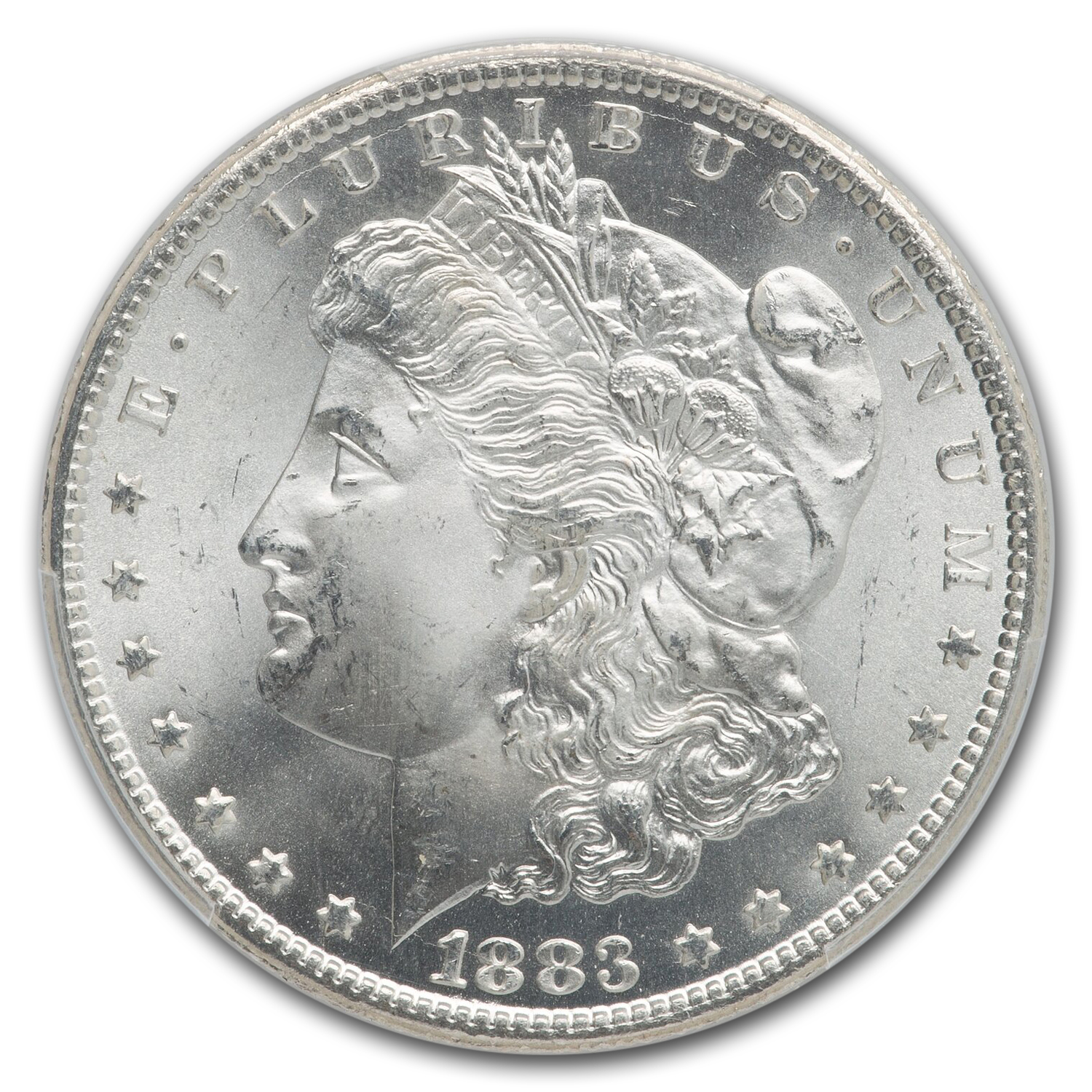 1883-CC Morgan Dollar MS-66+ PCGS CAC