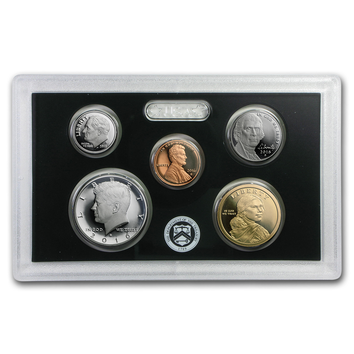 2016 Silver Proof Set