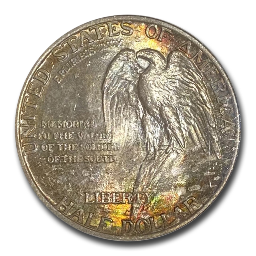 1925 Stone Mountain Memorial Half MS-67 PCGS