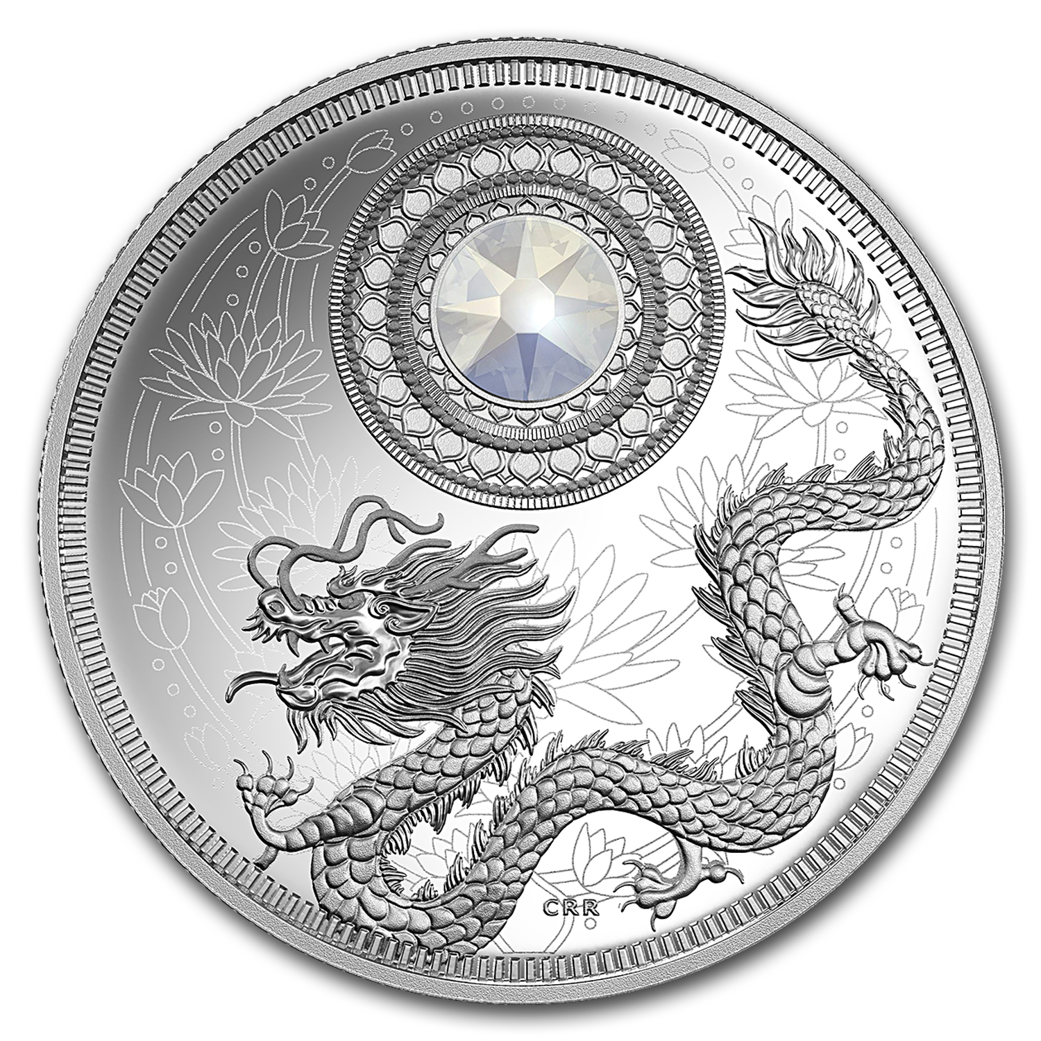 2016 Canada 1/4 oz Silver $5 Birthstones (June)