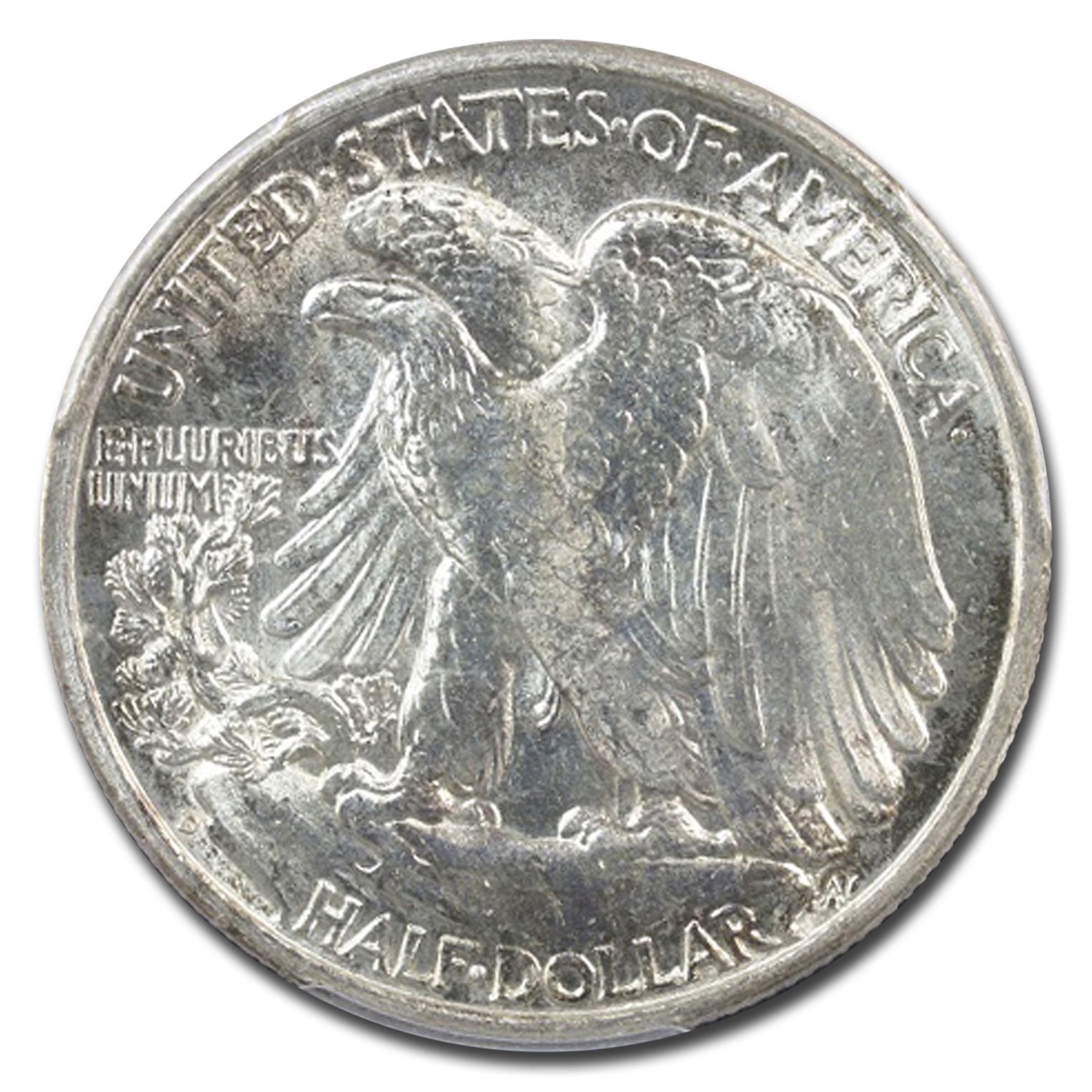 1939-D Walking Liberty Half Dollar MS-67 PCGS