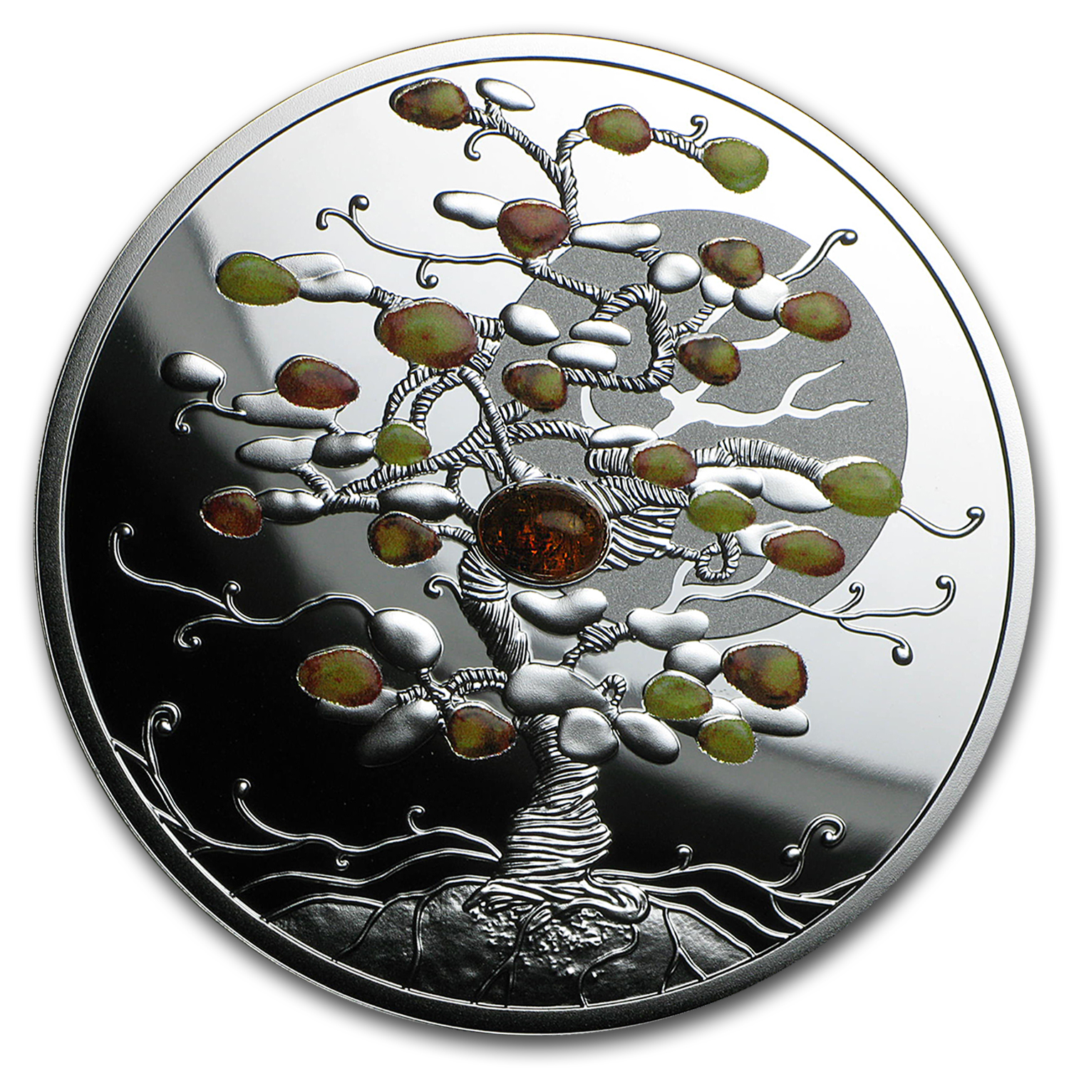 2016 Niue 1 oz Silver Tree of Luck