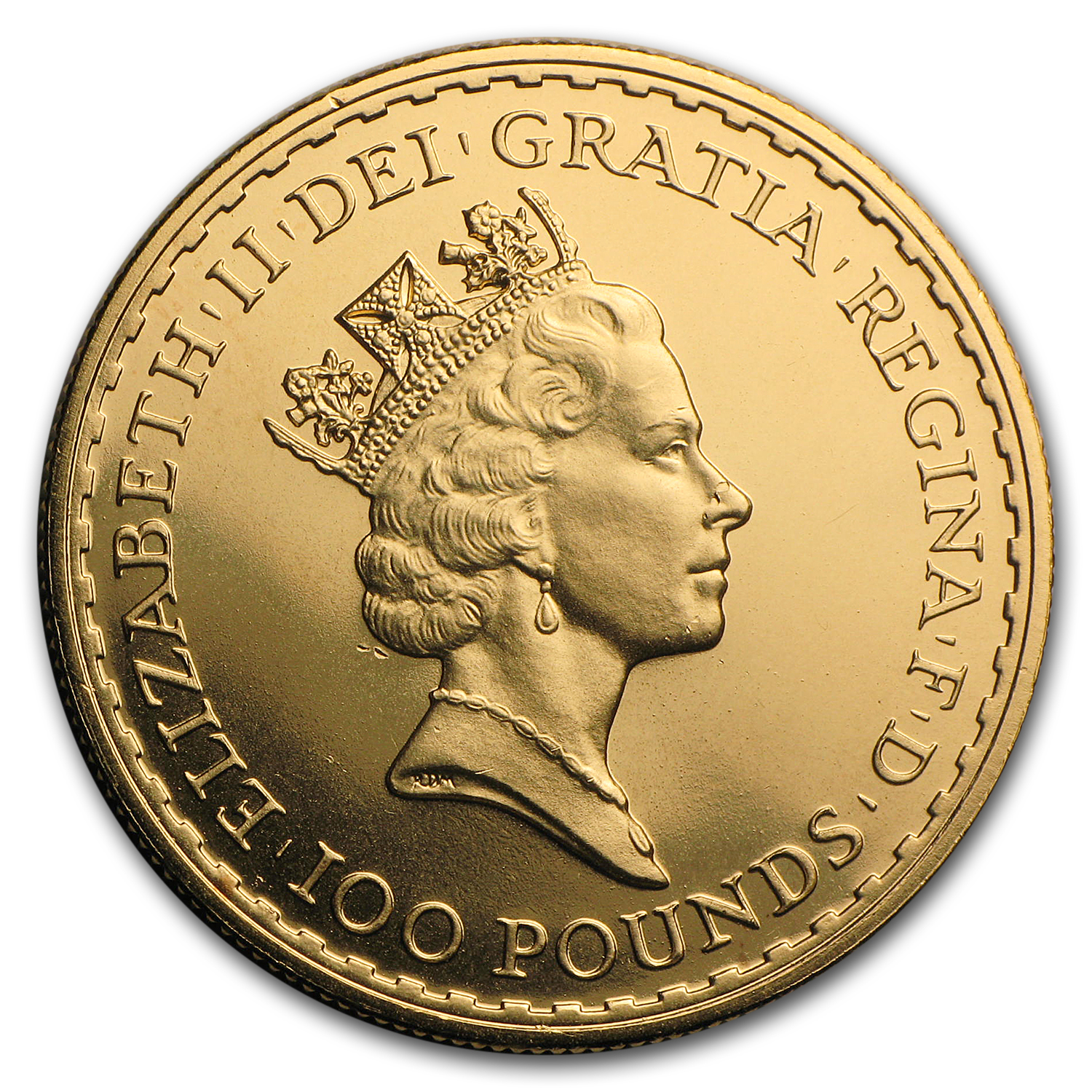 1994 Great Britain 1 oz Gold Britannia BU