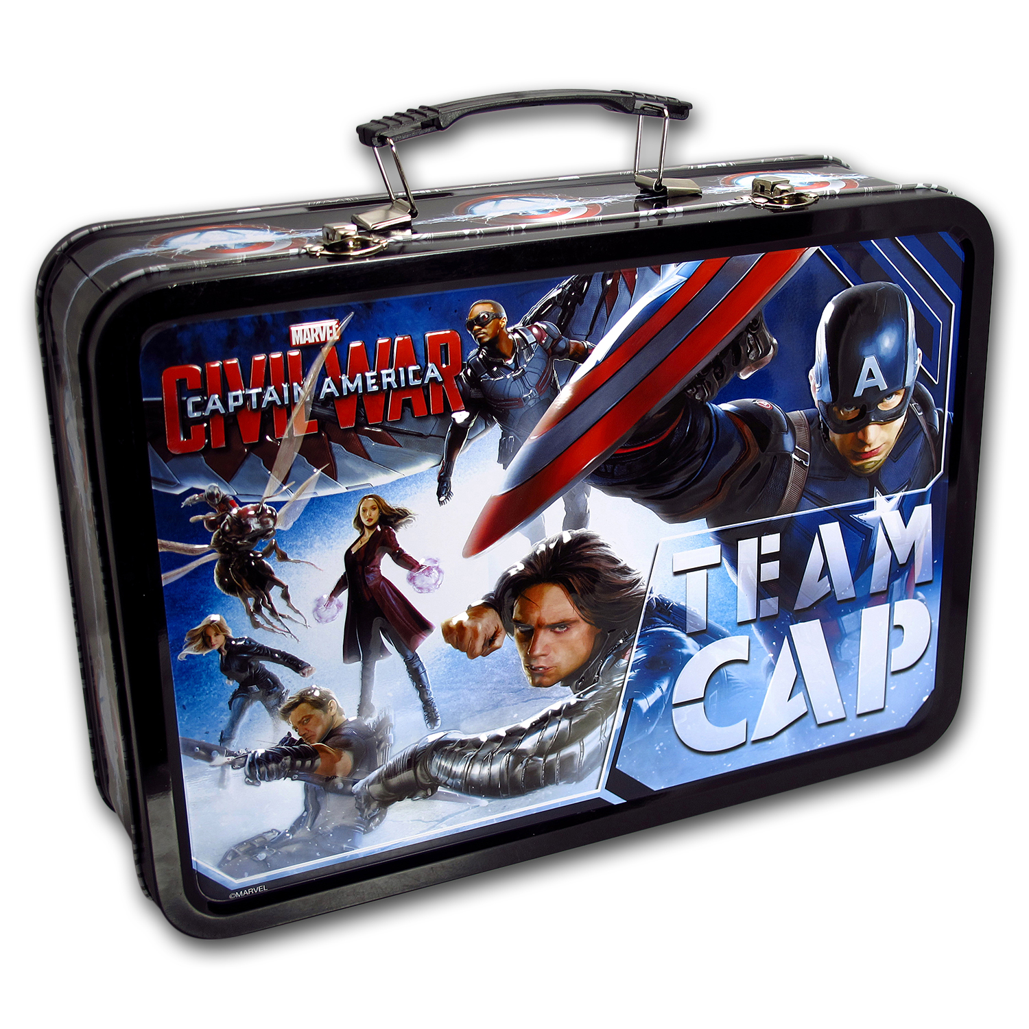 "2016 ""Captain America: Civil War"" Set (Outer Box Only)"