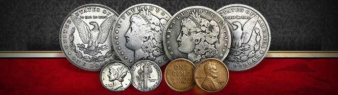coins for beginning coin collectors